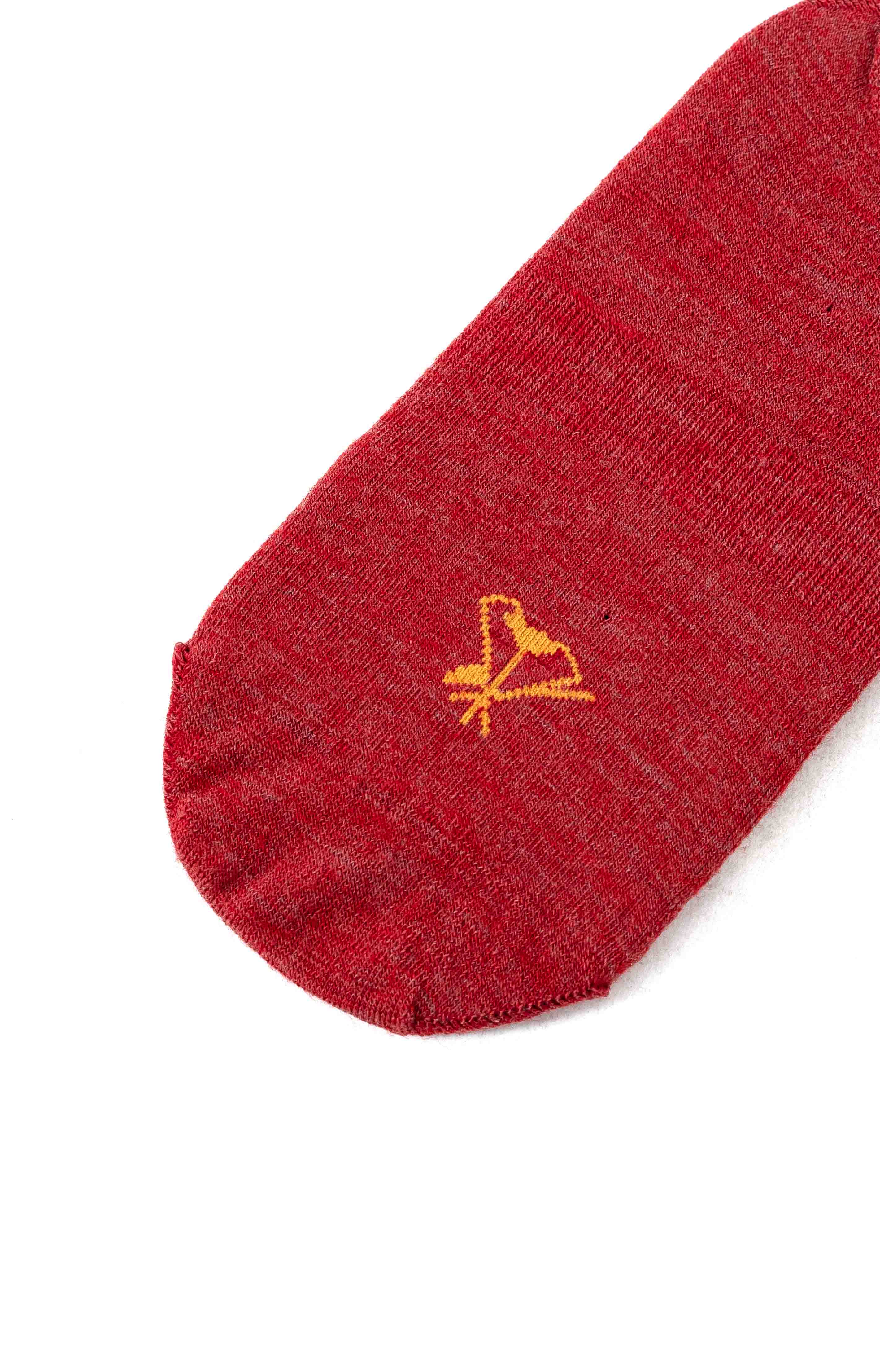 Chief Star Moc Sock - Red 3