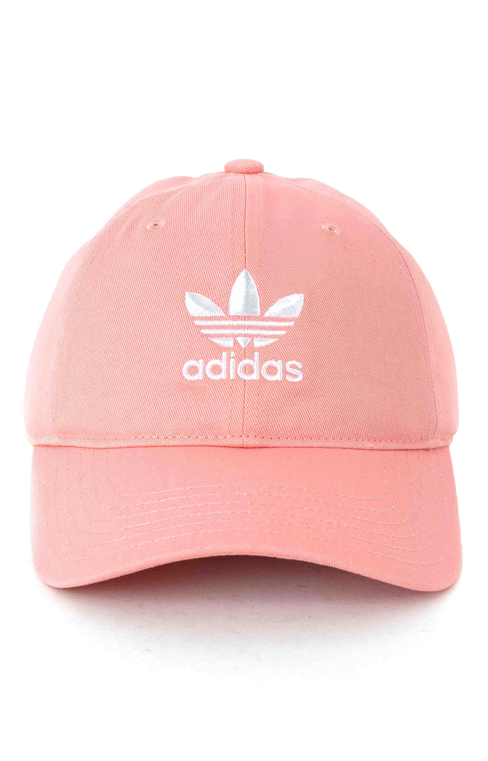 Originals Relaxed Strap-Back Hat - Glory Pink/White 2