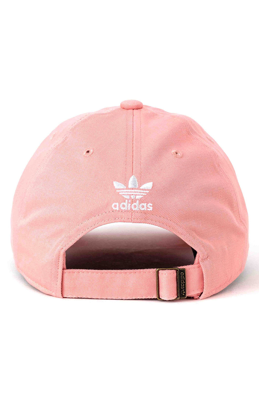 Originals Relaxed Strap-Back Hat - Glory Pink/White 3