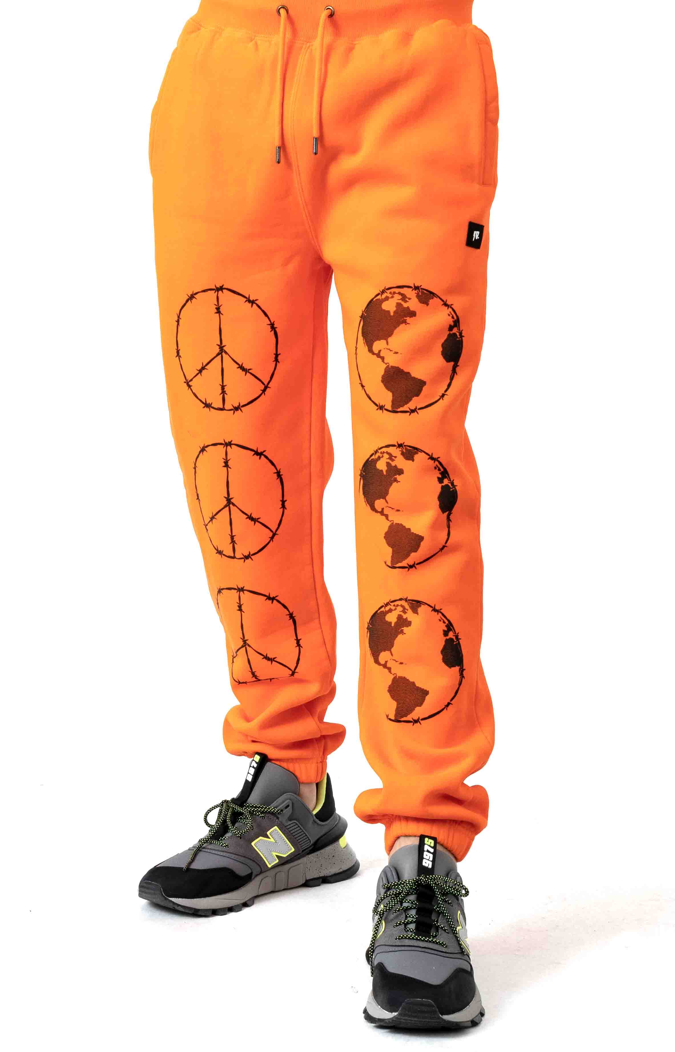 Protect Sweatpant - Orange
