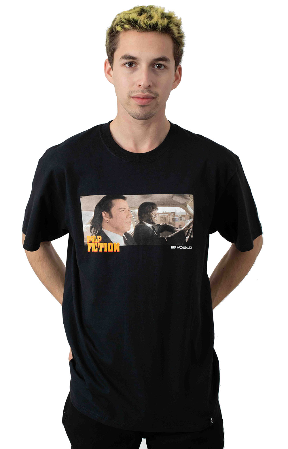 Royale With Cheese T-Shirt - Black