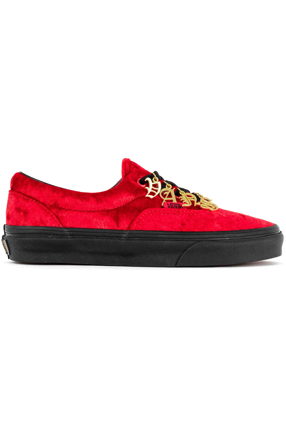(BV4V9G) Vans ID Era Shoe - Red