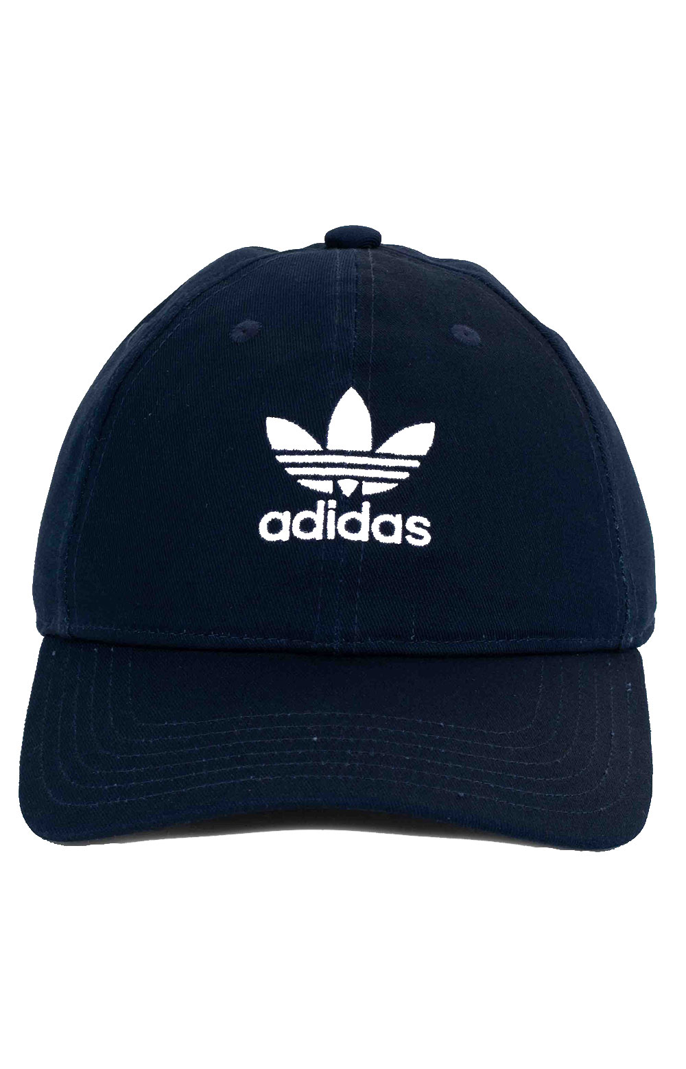 Originals Relaxed Strap-Back Hat - Collegiate Navy 2