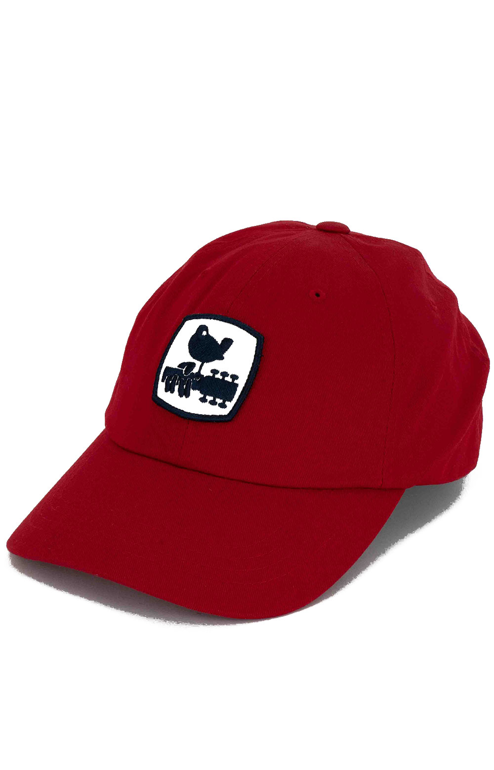 Huf. Woodstock Staff Hat - Red