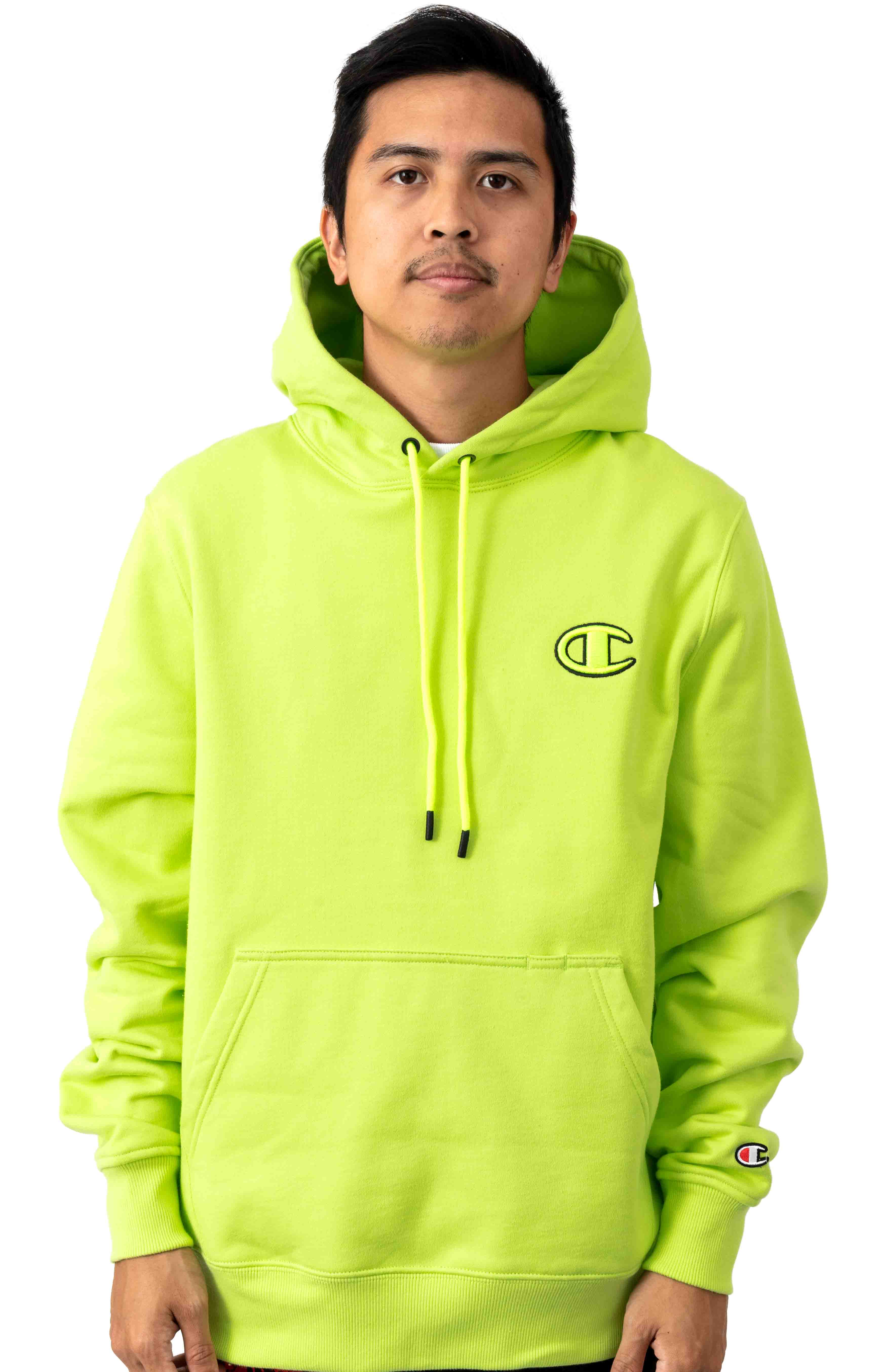 Super Fleece 2.0 Pullover Hoodie - Neon Light