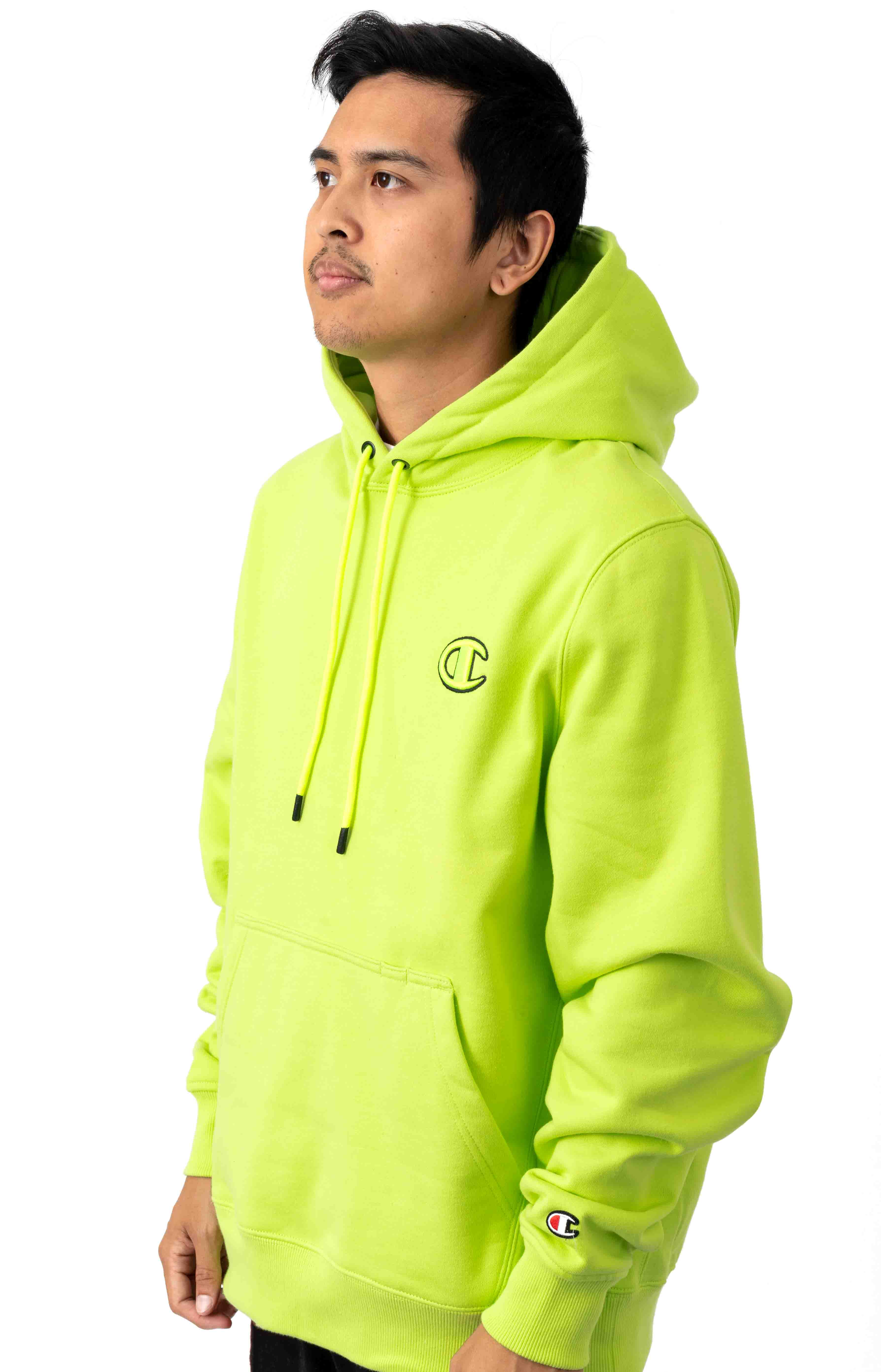 Super Fleece 2.0 Pullover Hoodie - Neon Light 2