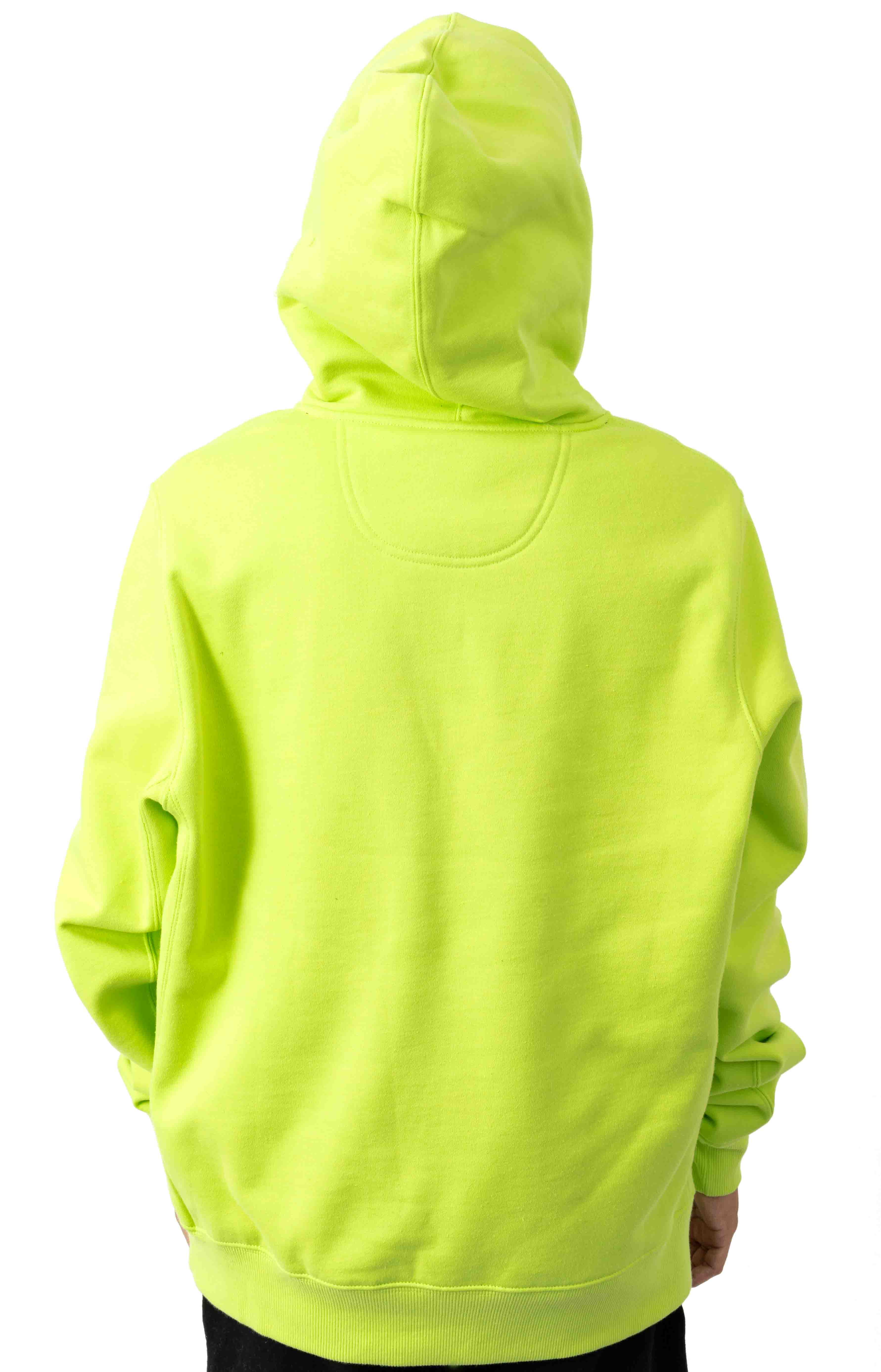 Super Fleece 2.0 Pullover Hoodie - Neon Light 3