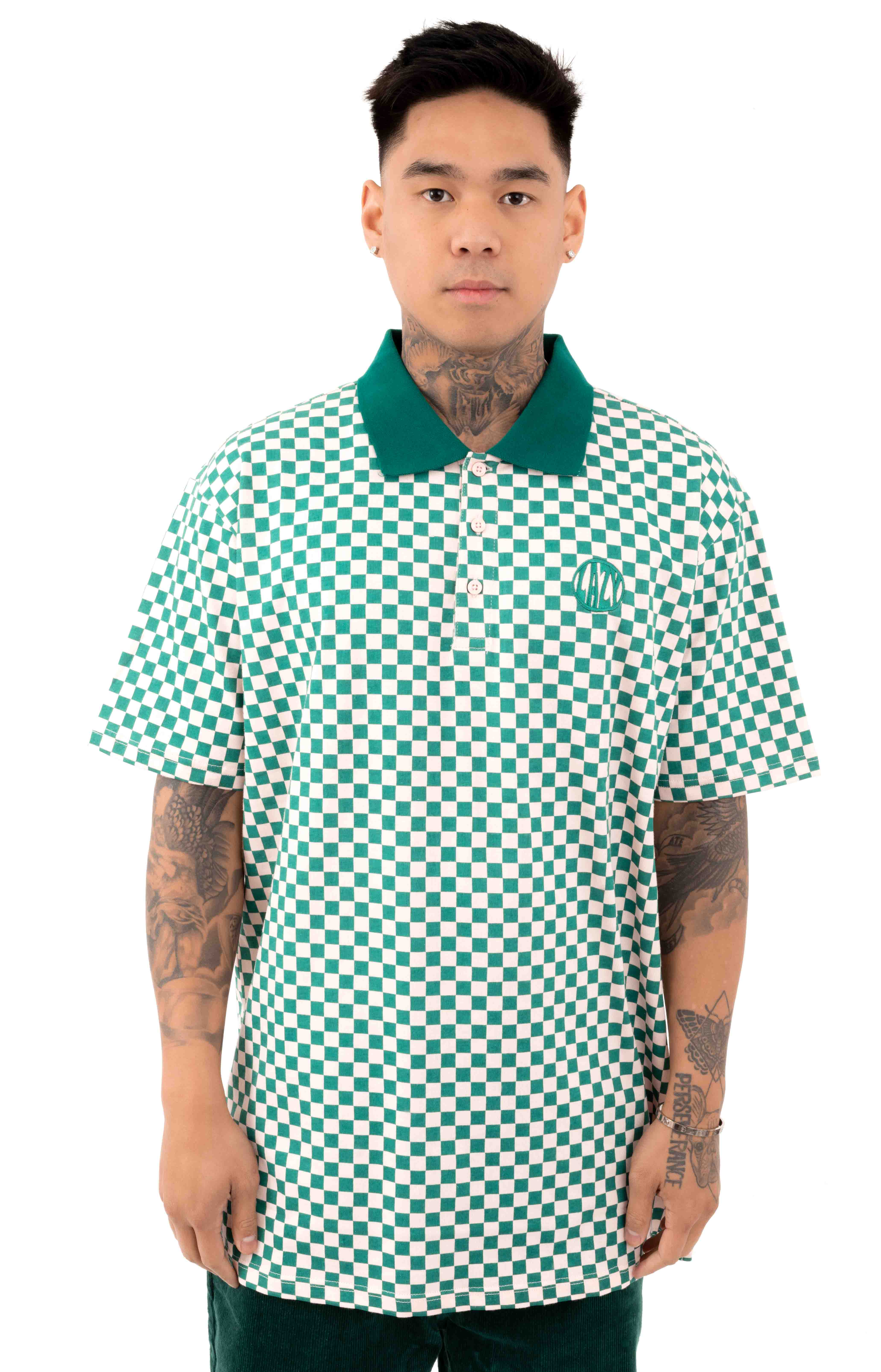 Checkerboard Jersey