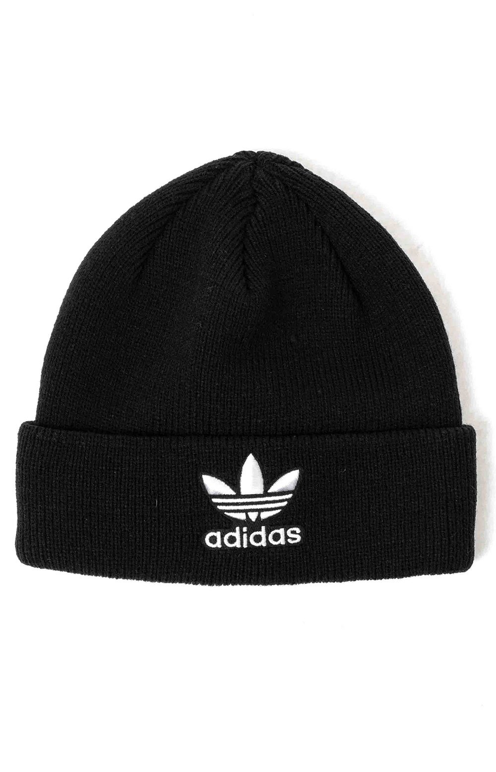 Originals Trefoil Beanie - Black/White