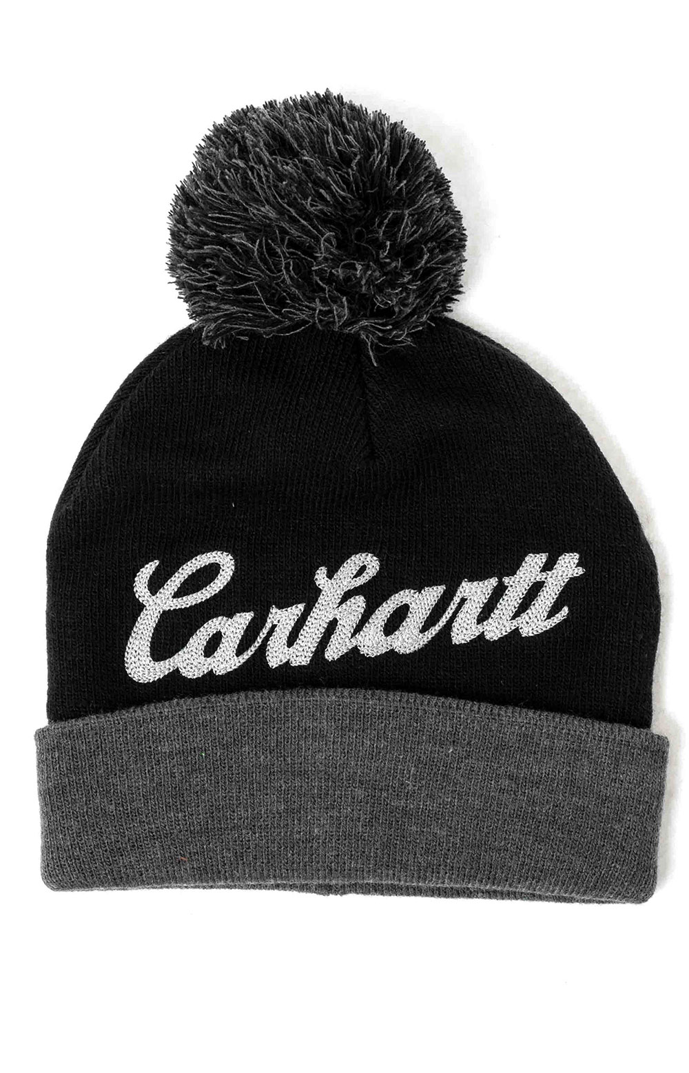 Chainstitch Lookout Beanie - Black