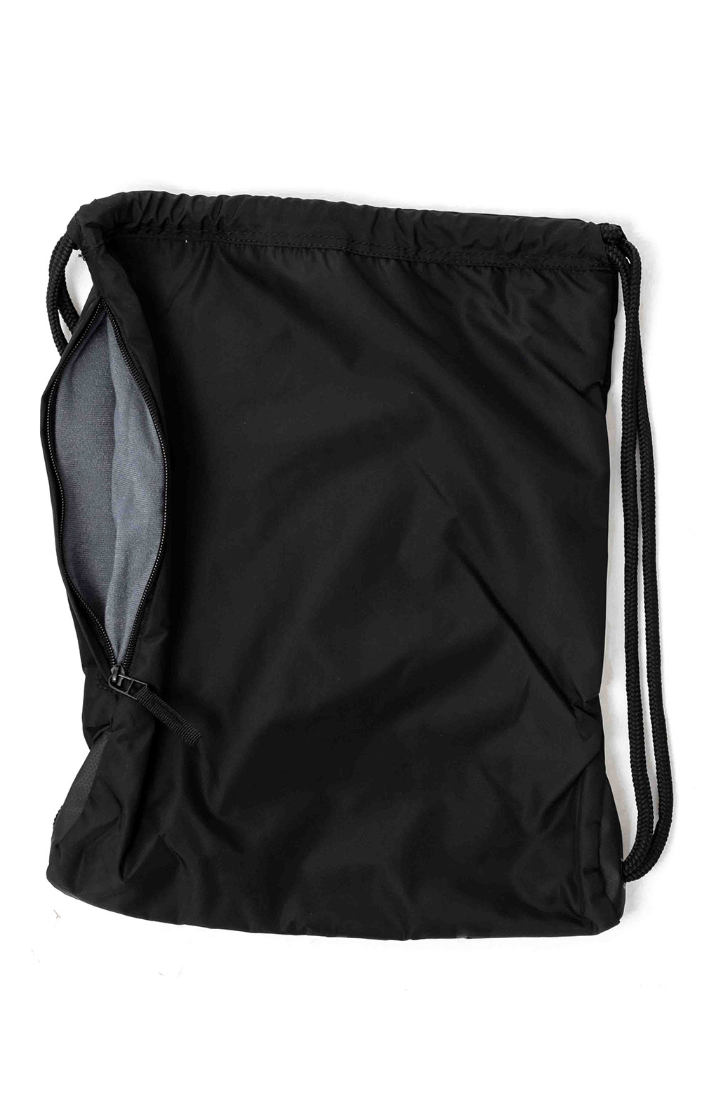 Originals Trefoil Sackpck - Black/White 2