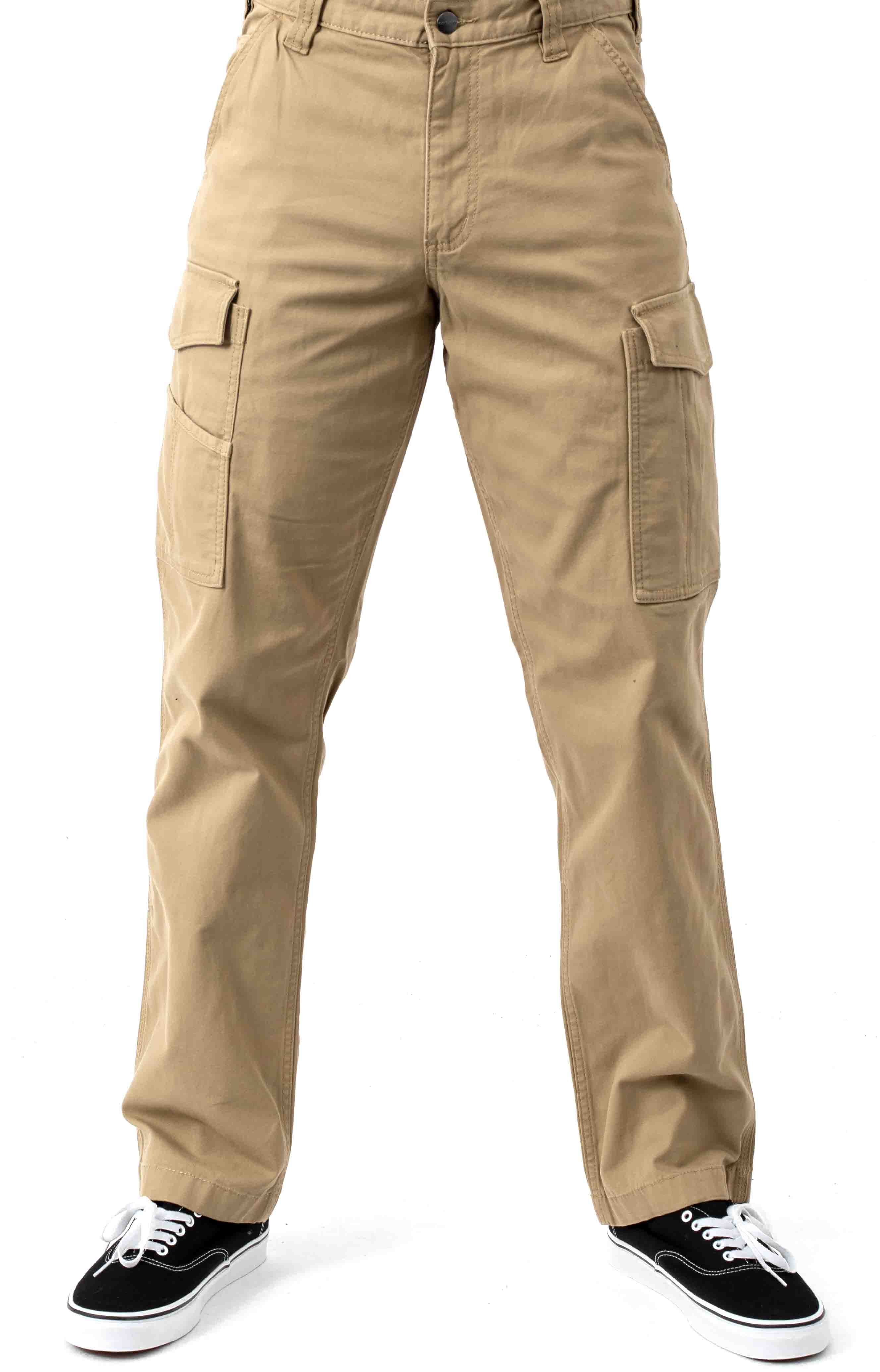(103574) Rugged Flex Rigby Cargo Pant - Dark Khaki 2