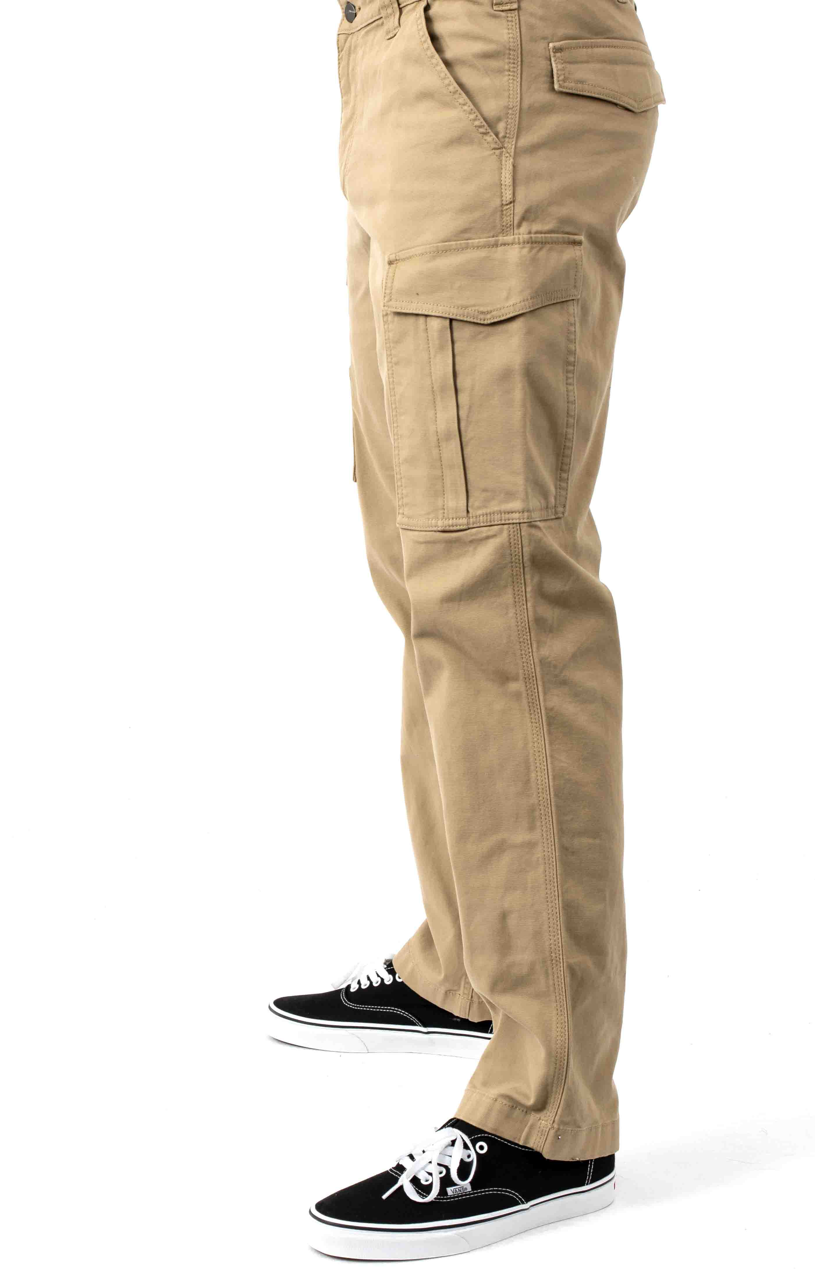 (103574) Rugged Flex Rigby Cargo Pant - Dark Khaki