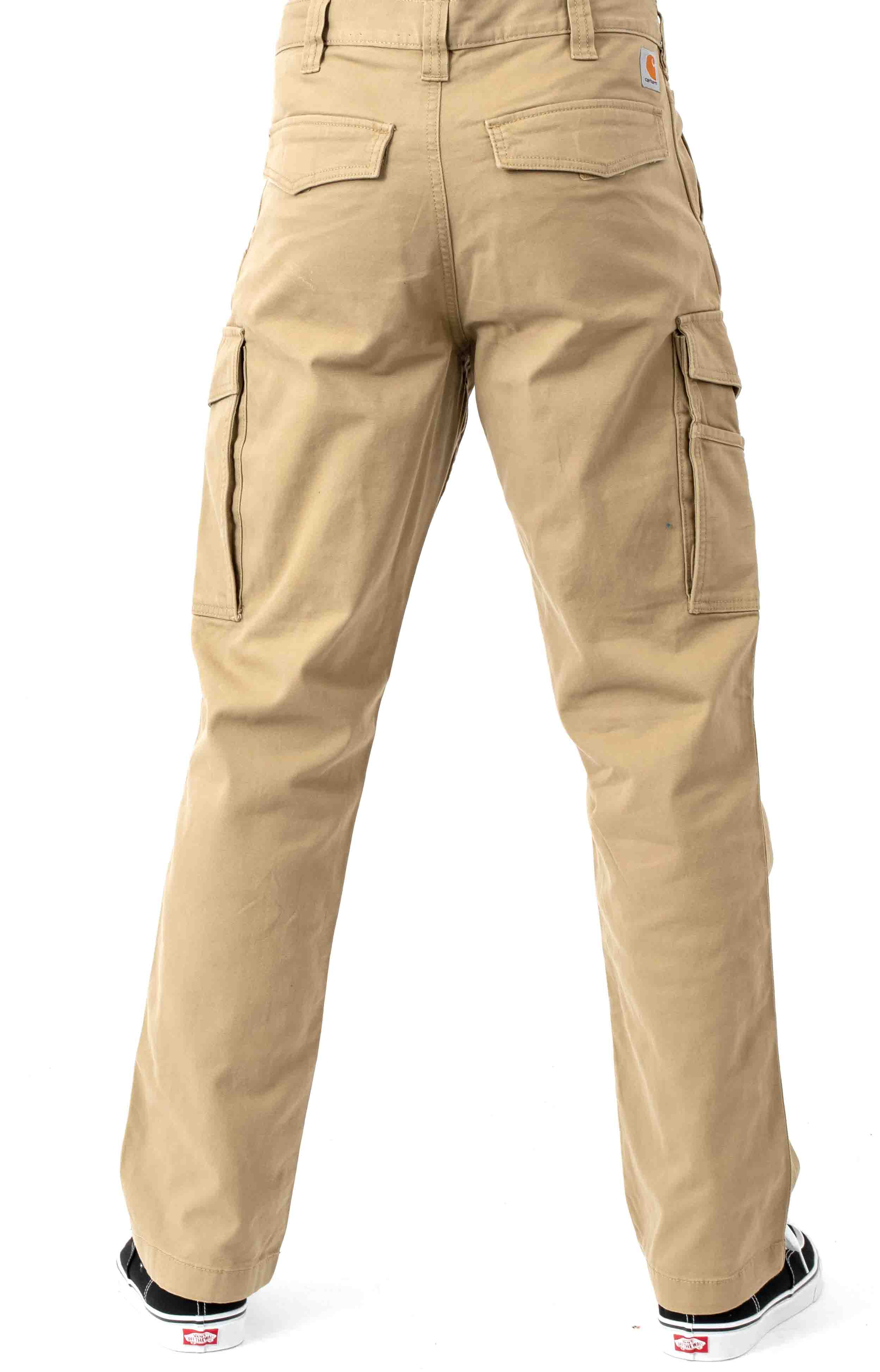 (103574) Rugged Flex Rigby Cargo Pant - Dark Khaki 3
