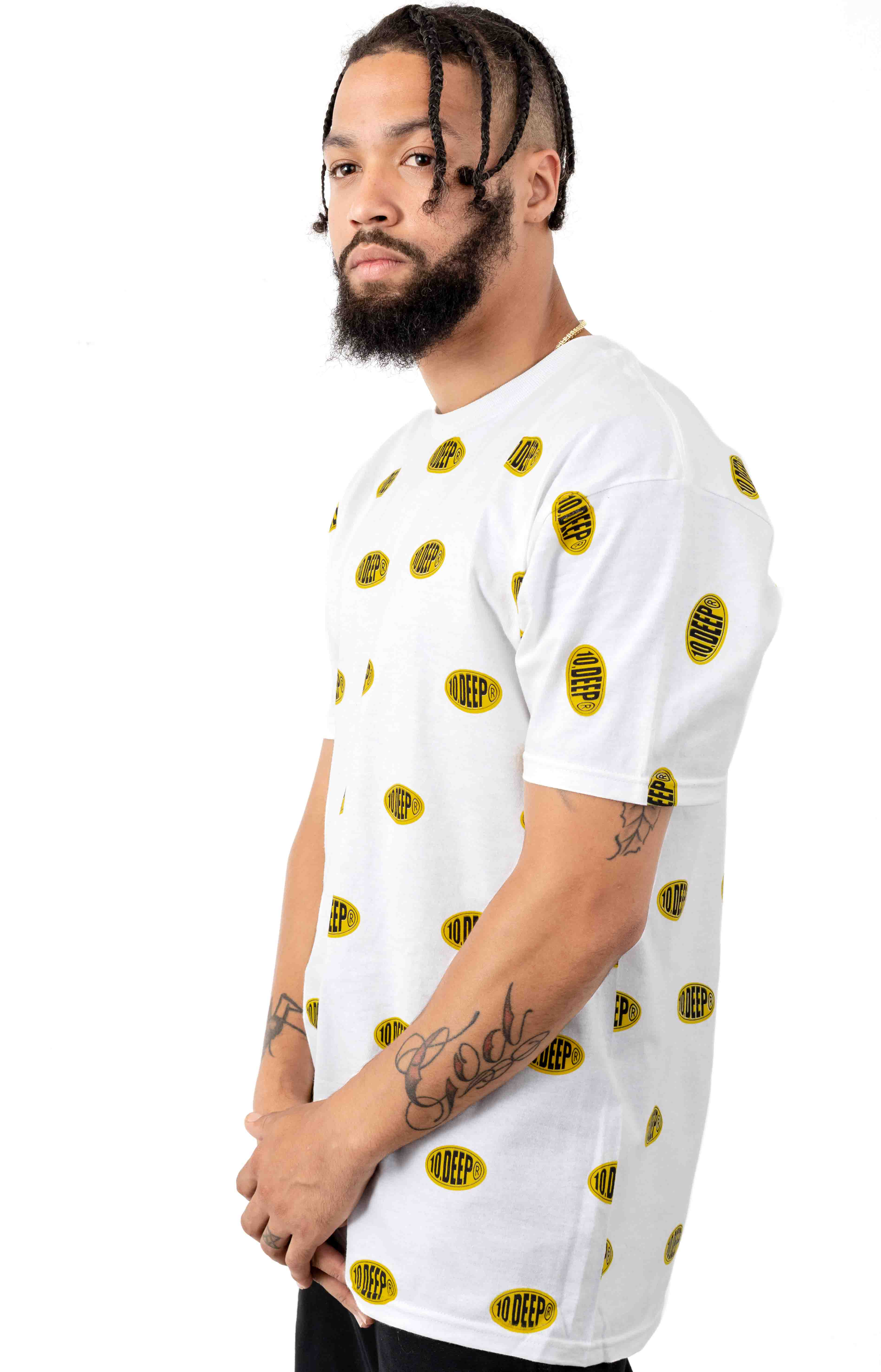 Conglomerate T-Shirt - White 2