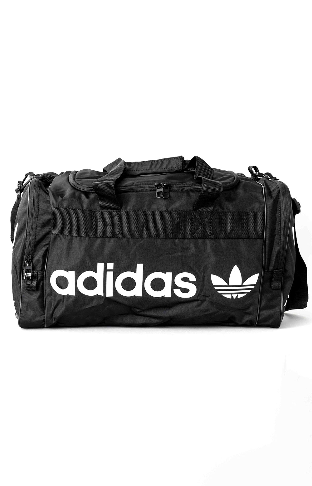 Santiago II Duffel Bag - Black/White