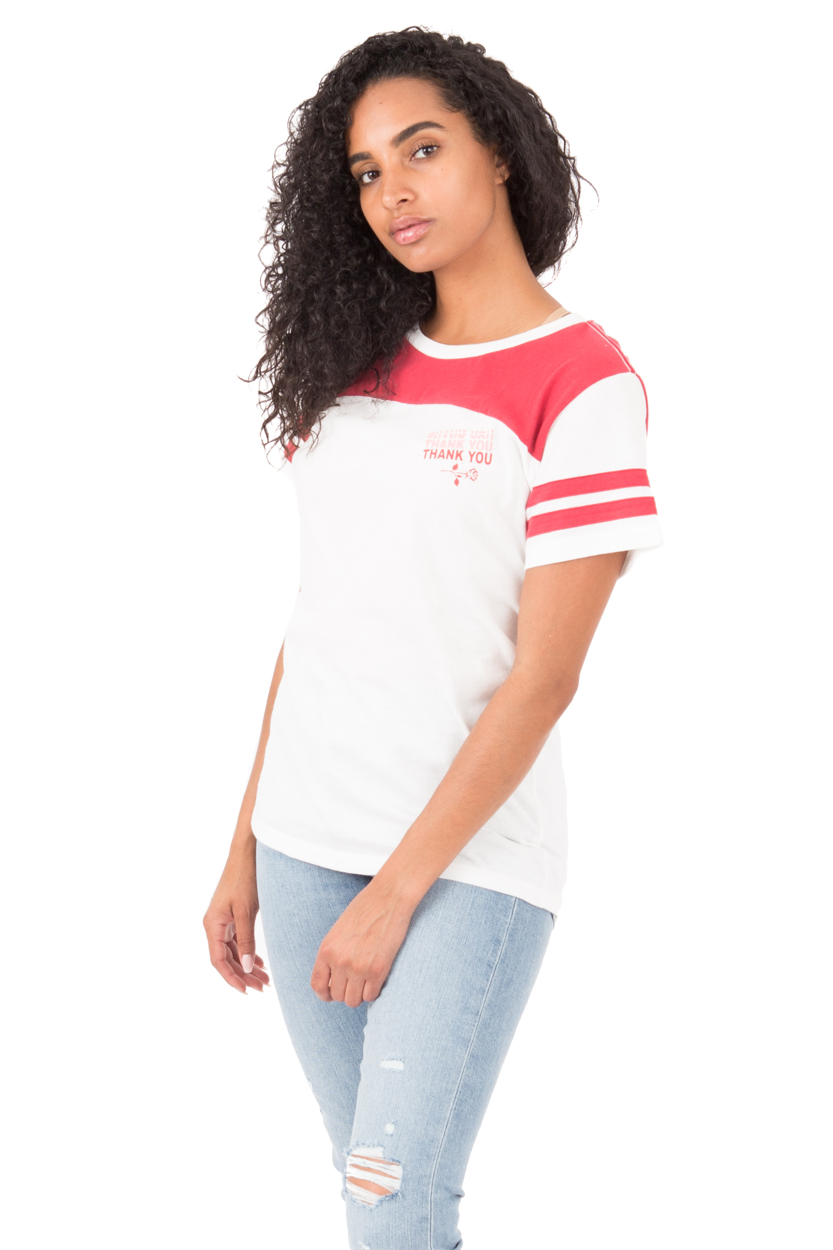 Thank You T-Shirt - Red 2