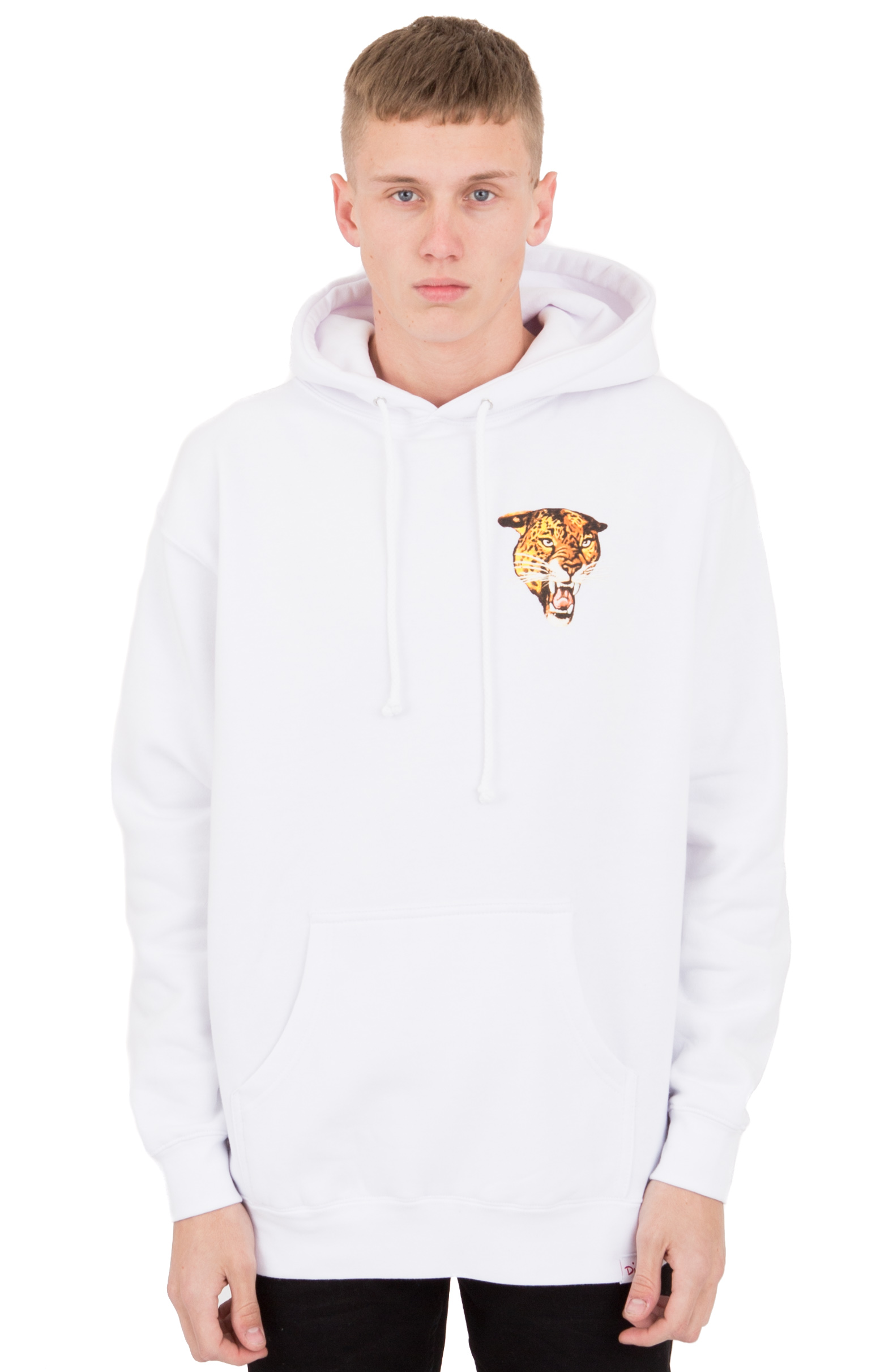 Gulf Pullover Hoodie - White 2