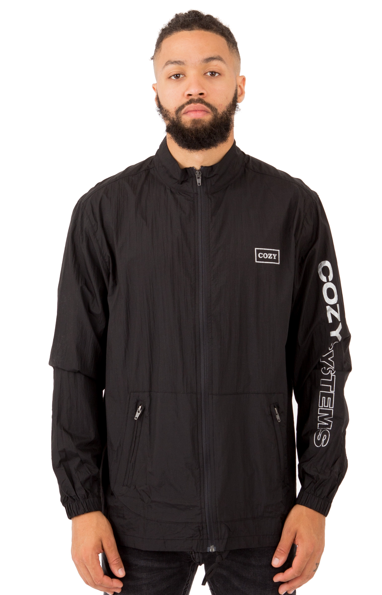 Covent Jacket - Black