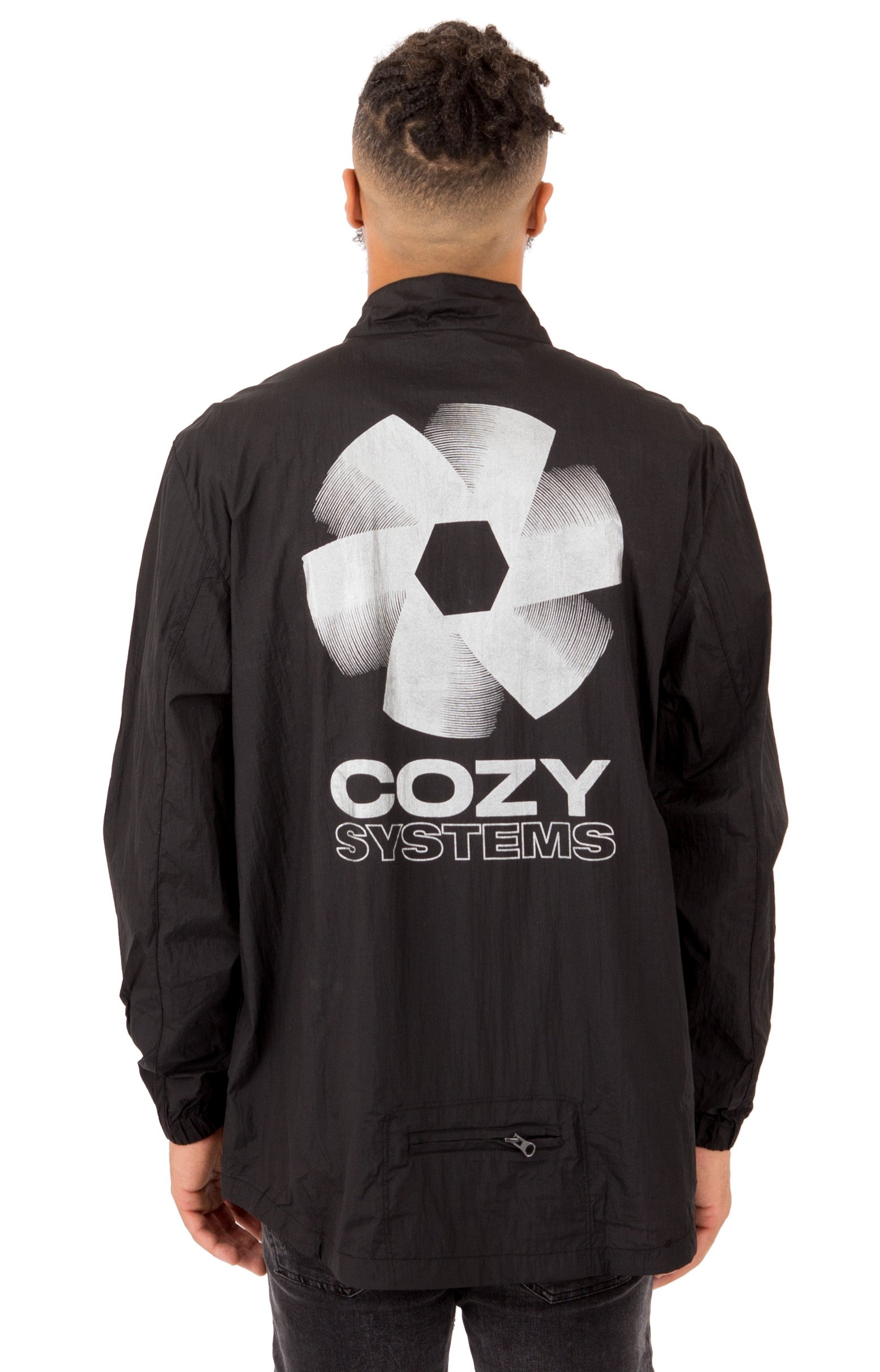 Covent Jacket - Black 3