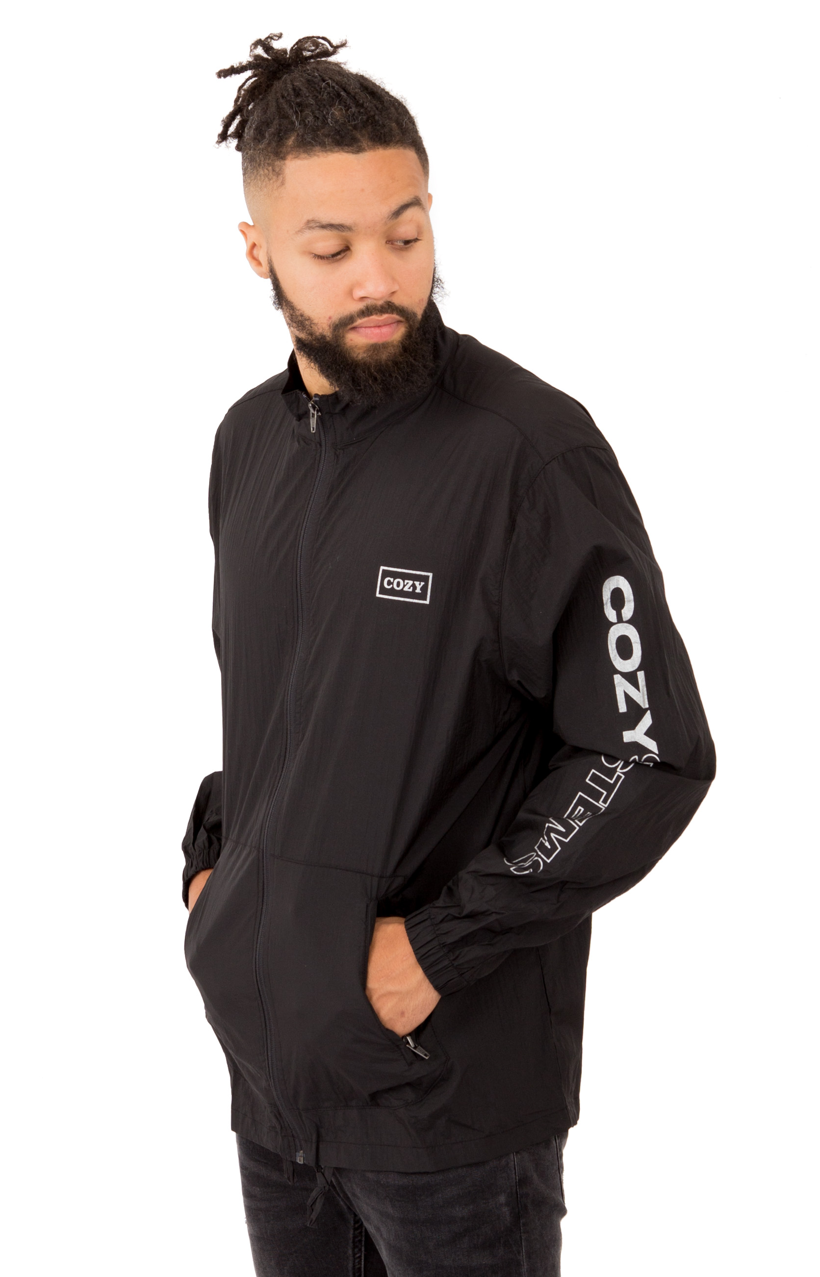 Covent Jacket - Black 4