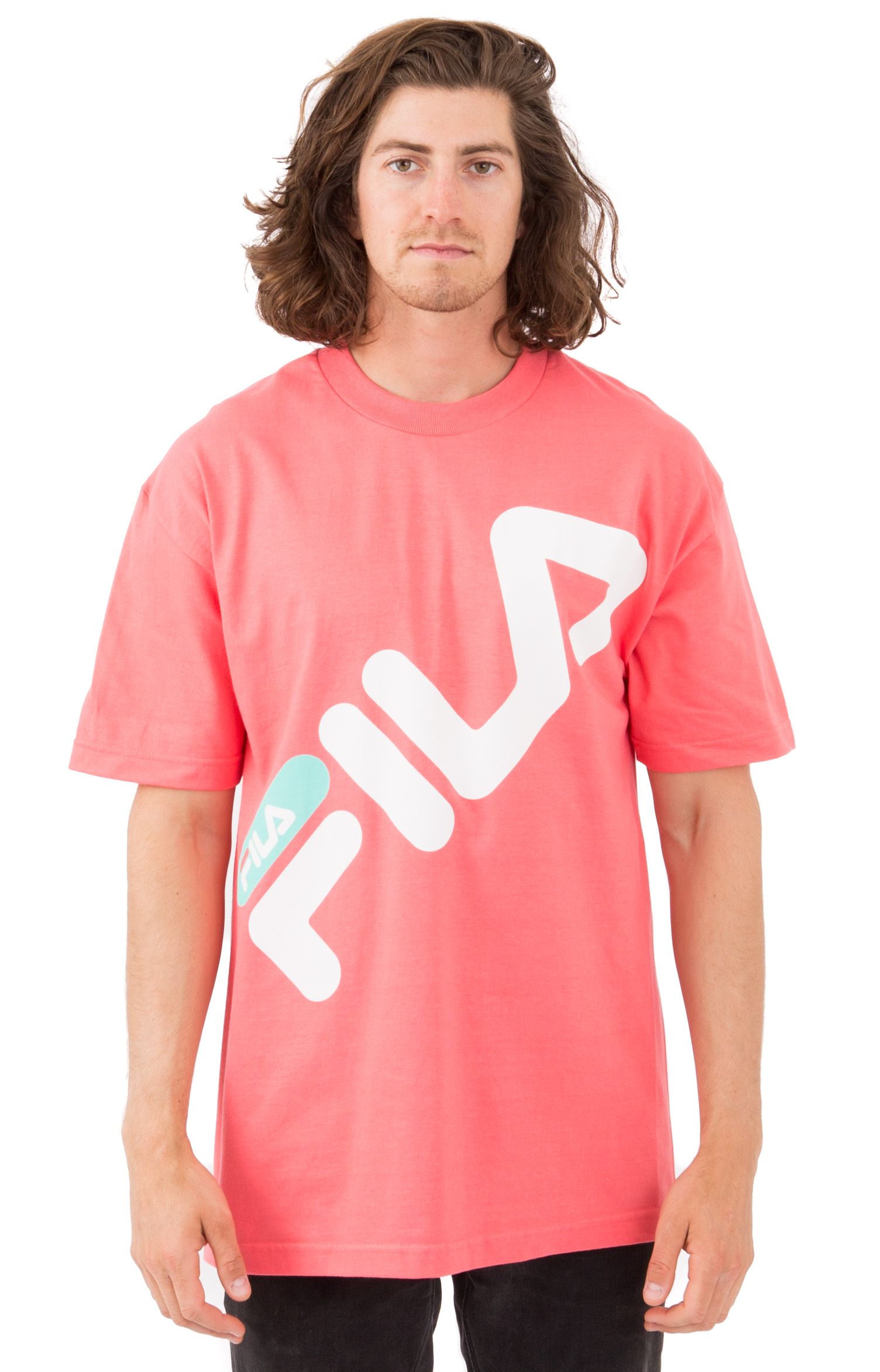Micah T-Shirt - Peach