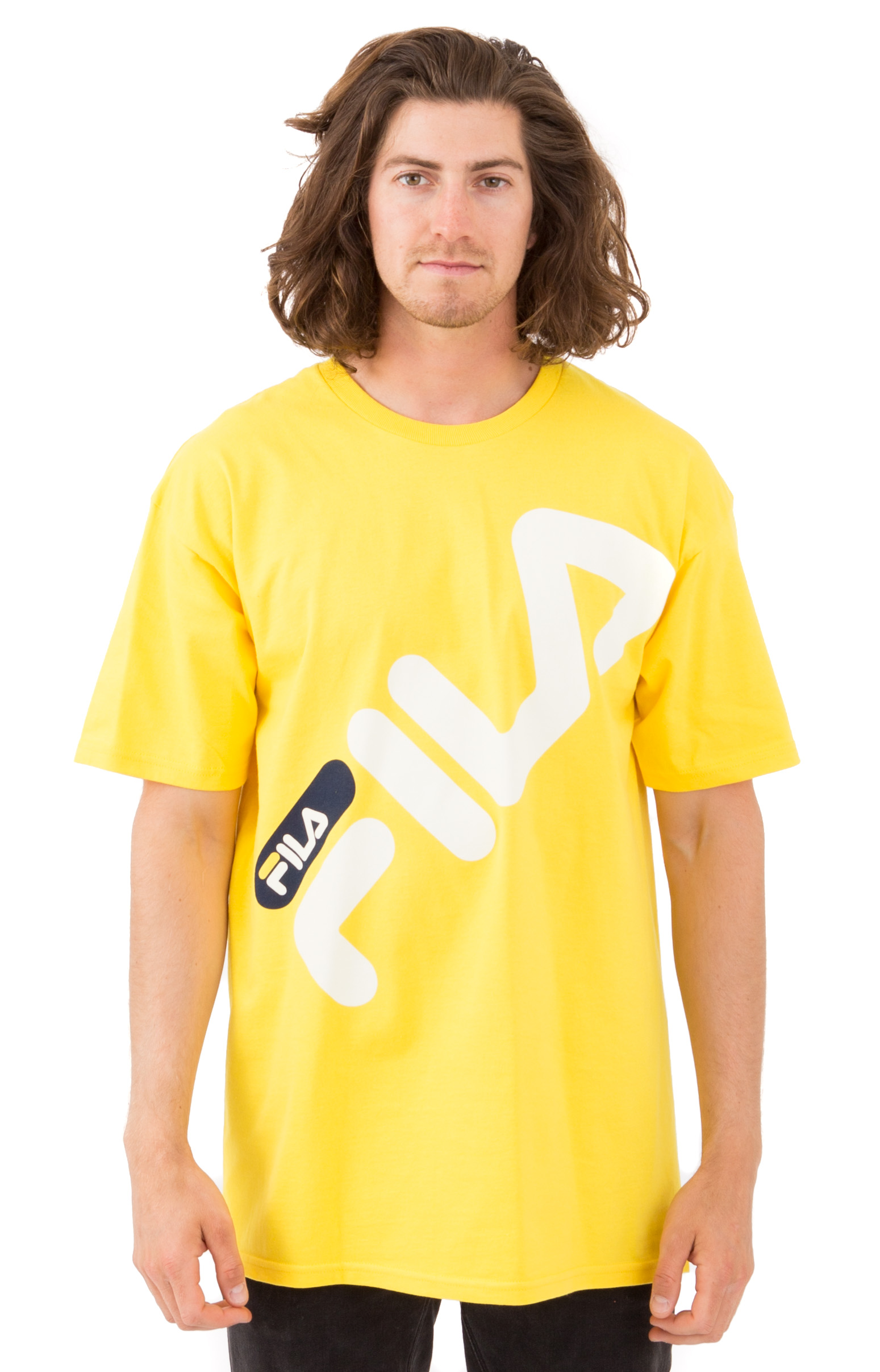 Micah T-Shirt - Lemon