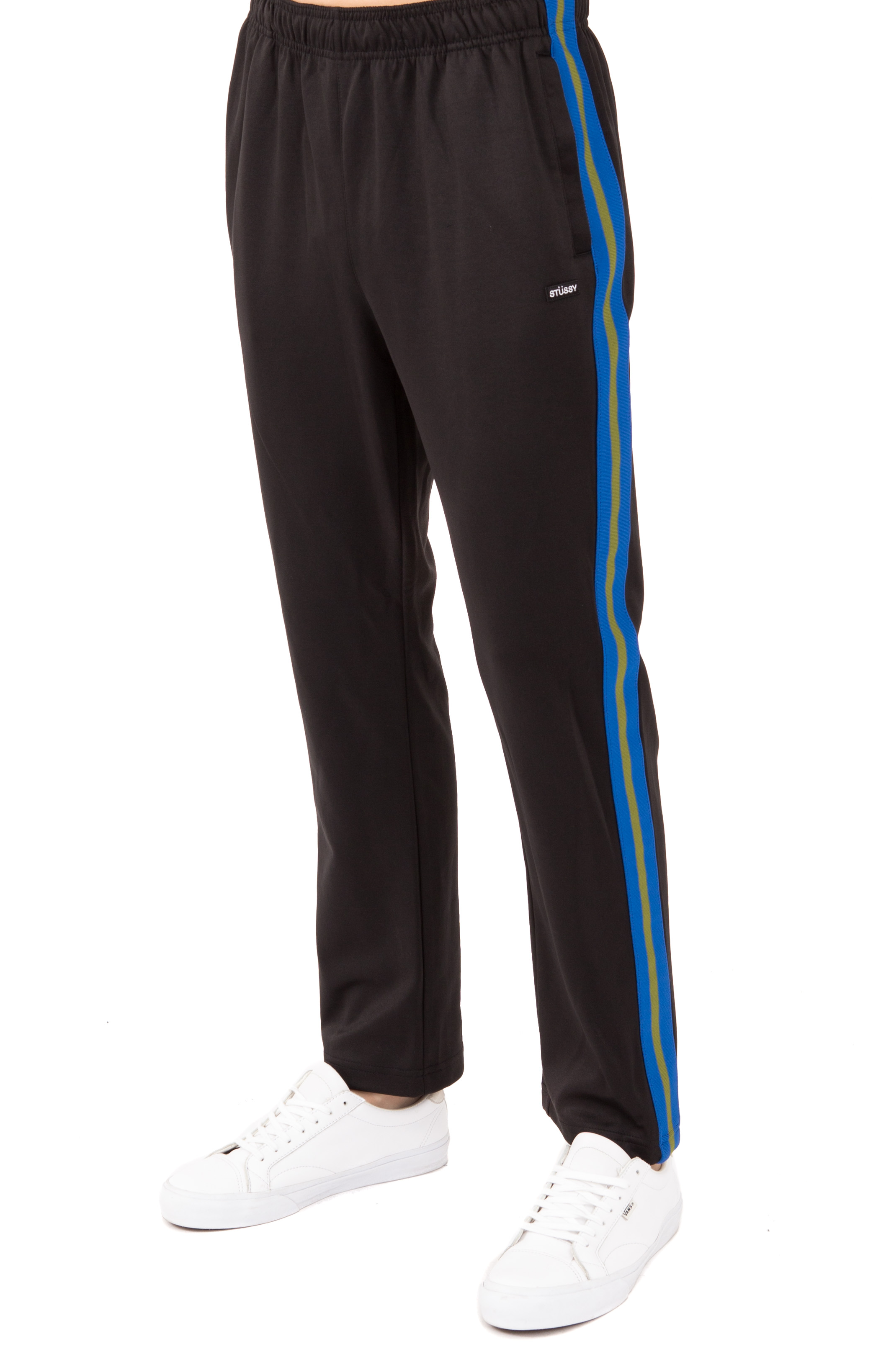 Poly Track Pant - Black