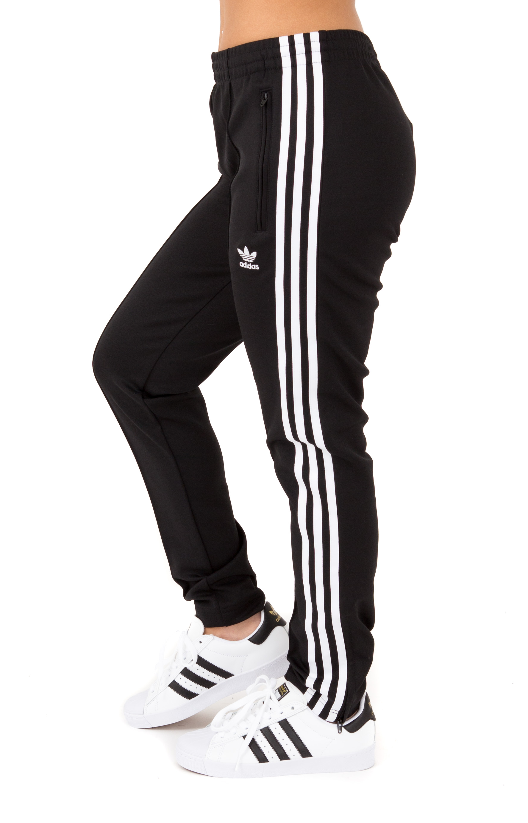 (CE2400) SST Track Pants - Black