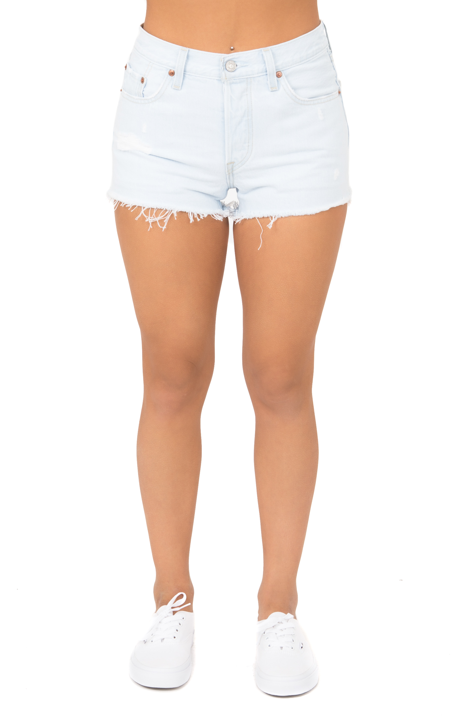 Leviswomens 501 Shorts - Love Thing