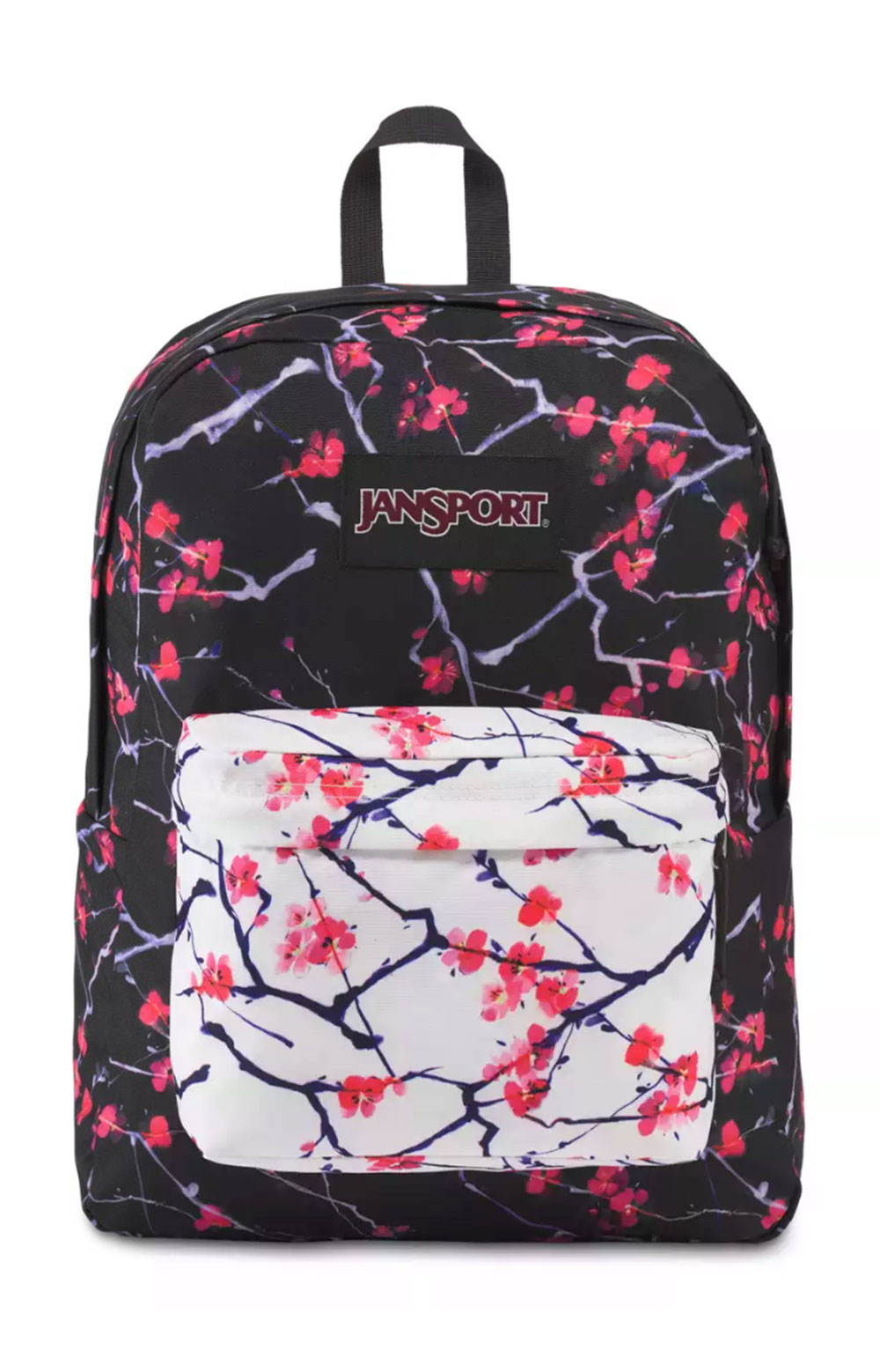 Superbreak Black Label Backpack - Sakura Delight Black
