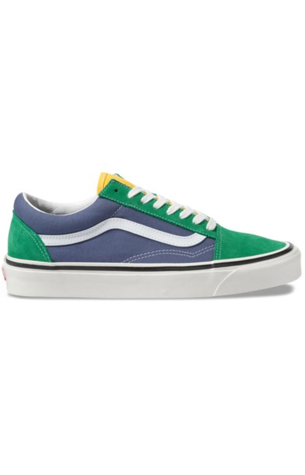 (8G2VZQ) Anaheim Factory Old Skool 36 DX Shoe - OG Emerald