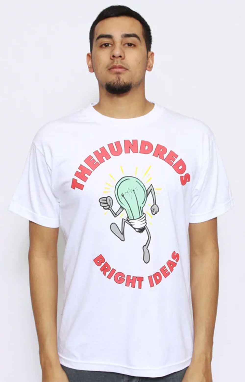 Light Bulb T-Shirt - White