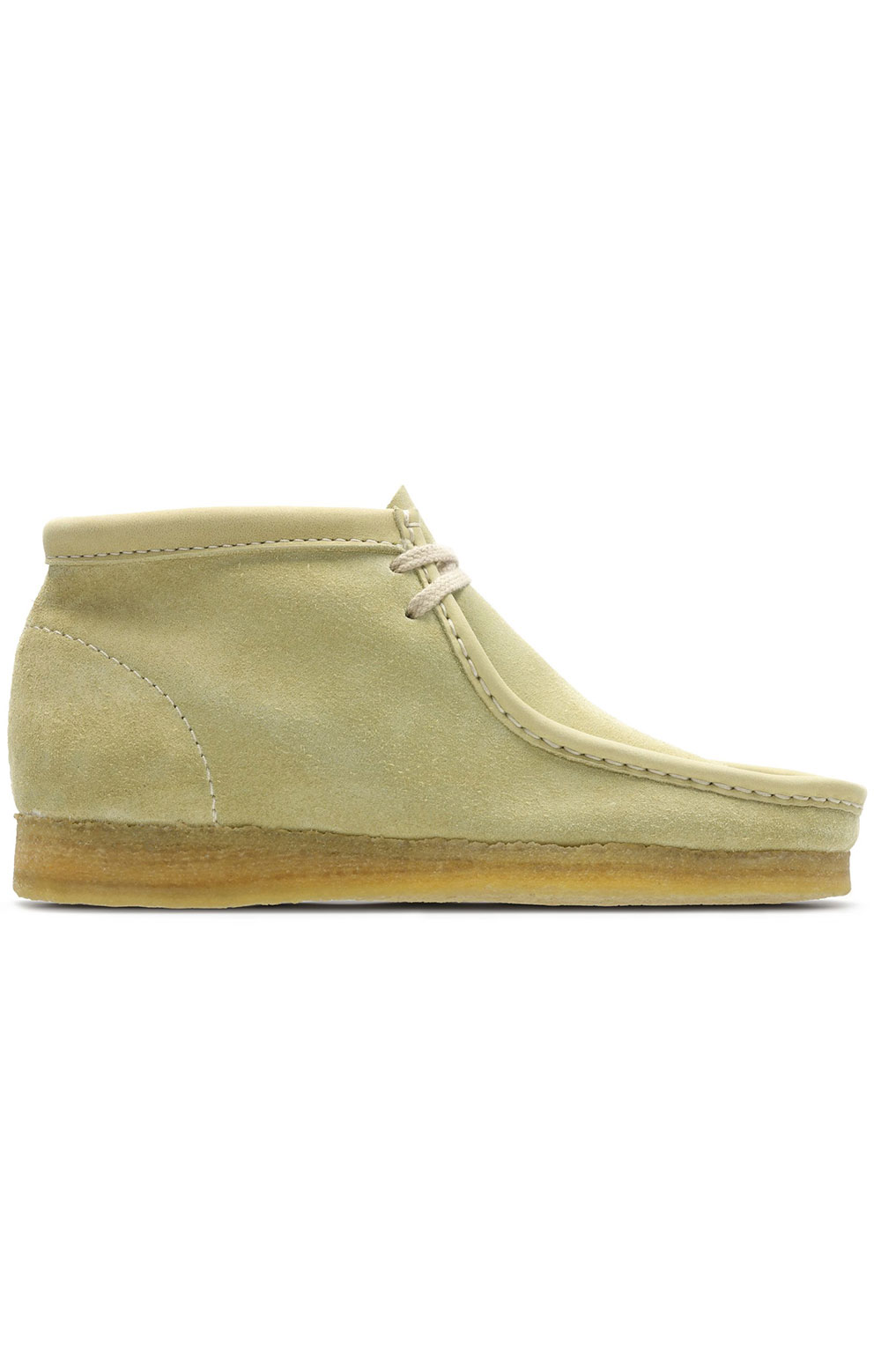 (26133283) Wallabee Boot - Maple Suede