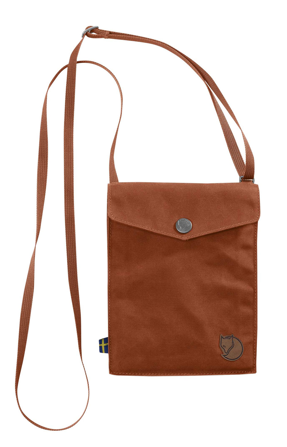 Pocket Shoulder Bag - Autumn Leaf