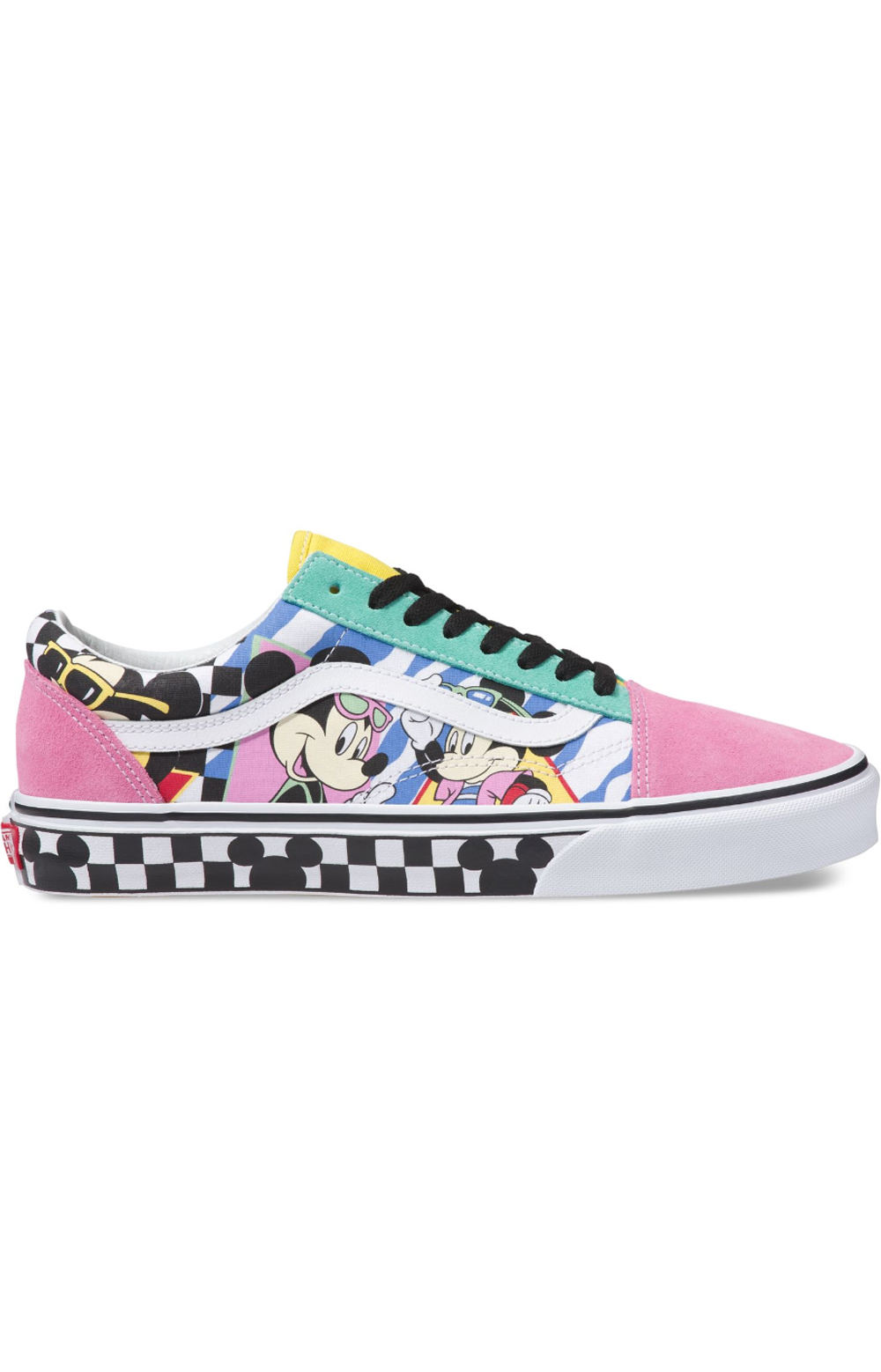 (8G1UJE) Old Skool Shoe - 80s Mickey Mouse. Loading... Home · Brands · Vans  Women s x Disney ... 2fc38e6b4bc