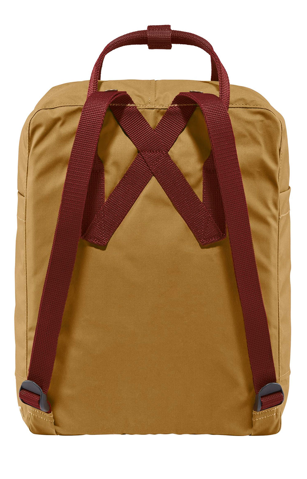 Kanken Backpack - Acorn/Ox Red 3