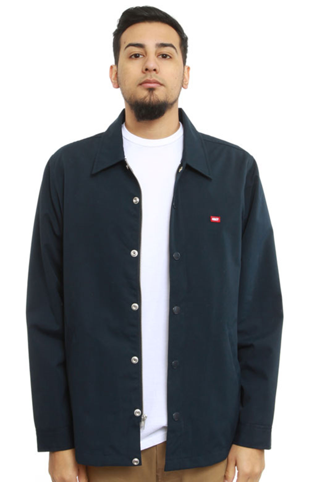 Enforcement Jacket - Midnight Navy
