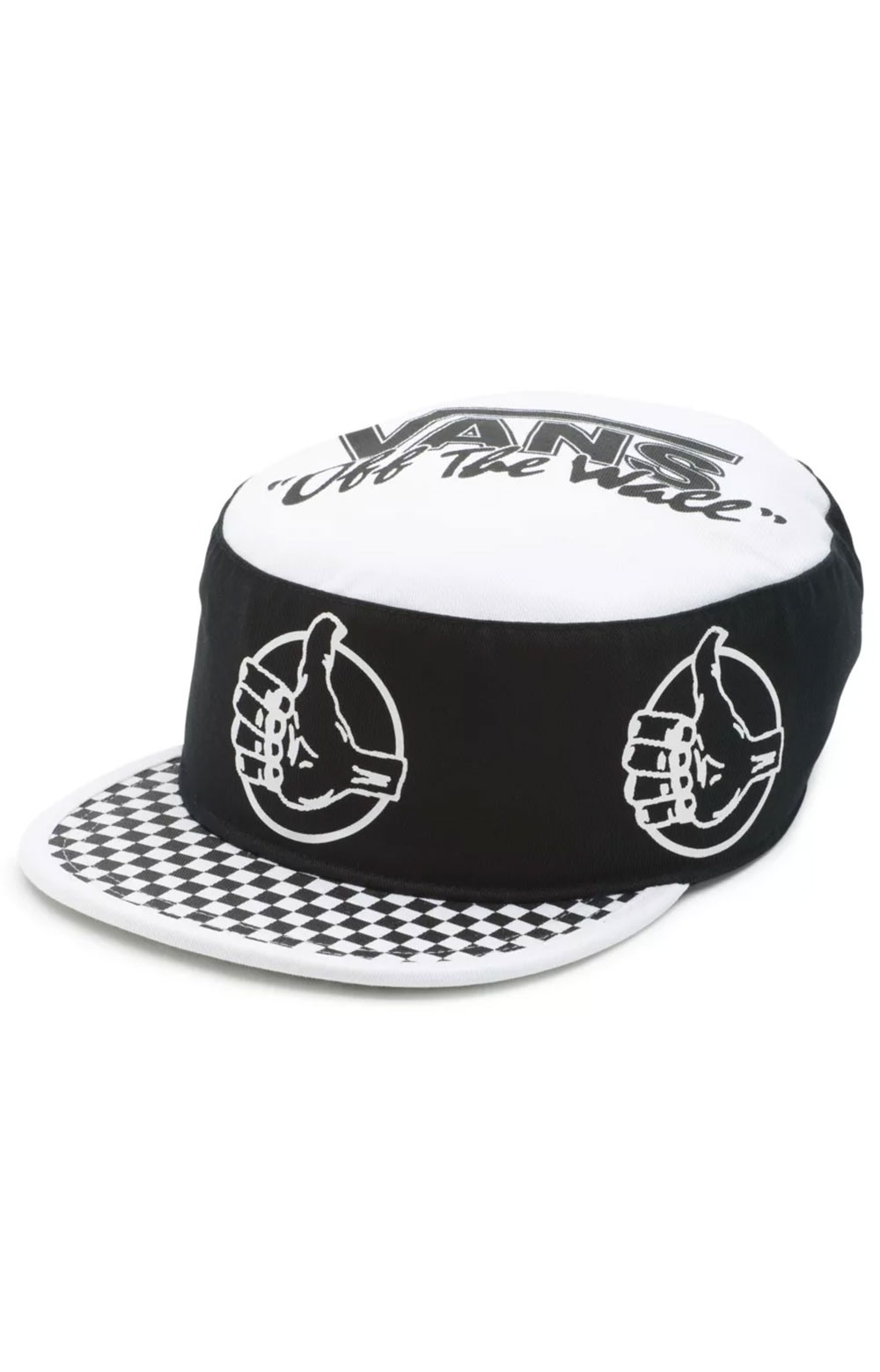 BMX Off The Wall Painters Hat