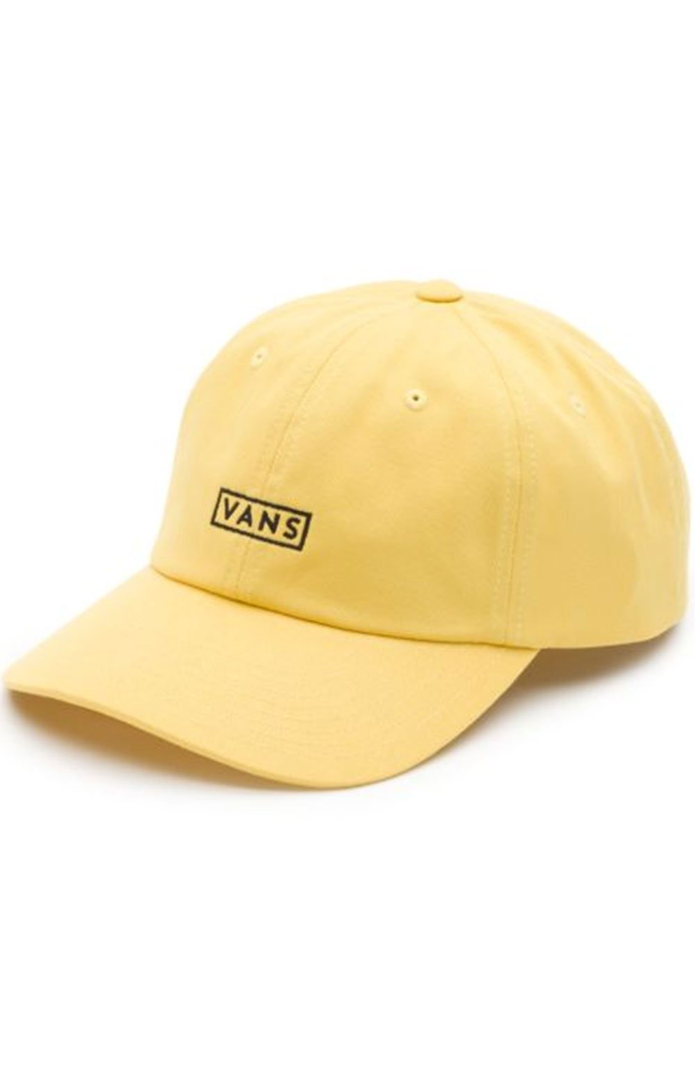Vans Curved Bill Jockey Hat - Sulphur