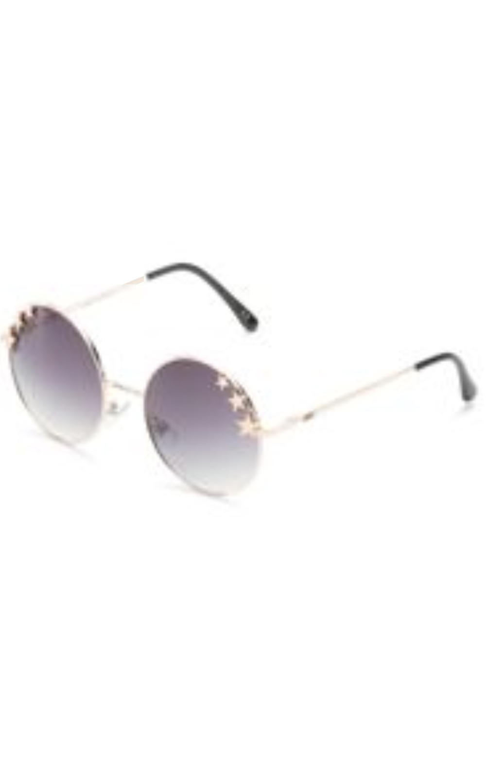 Shooting Star Sunglasses - Gold