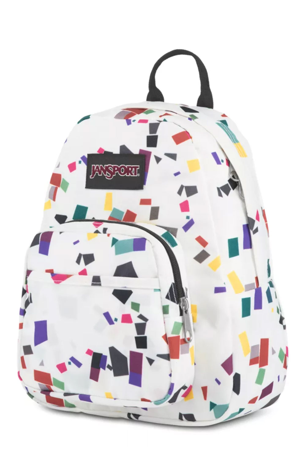 Half Pint Mini Backpack - Holiday Geo Party 3