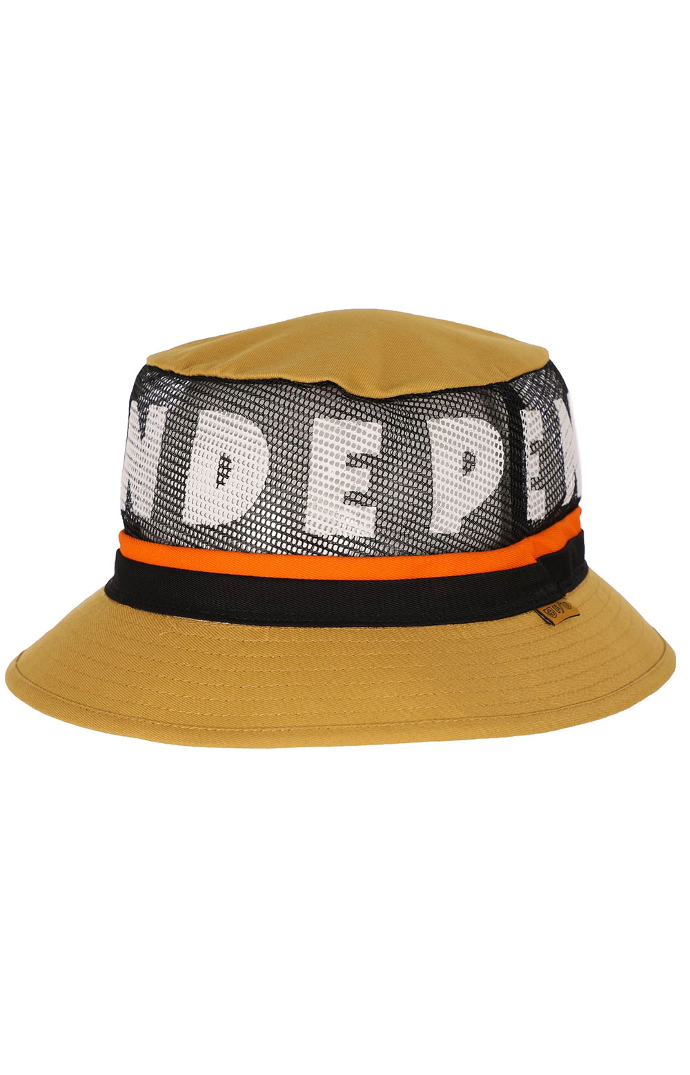 9d8f552f653e0e F/U Hardy Bucket Hat - Yellow. Loading... Home · Brands · Brixton x  Independent ...