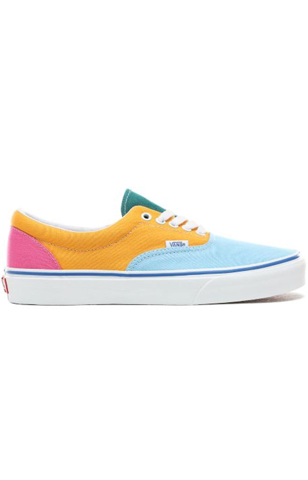 (8FRVOP) Canvas Era Shoe - Multi/Bright