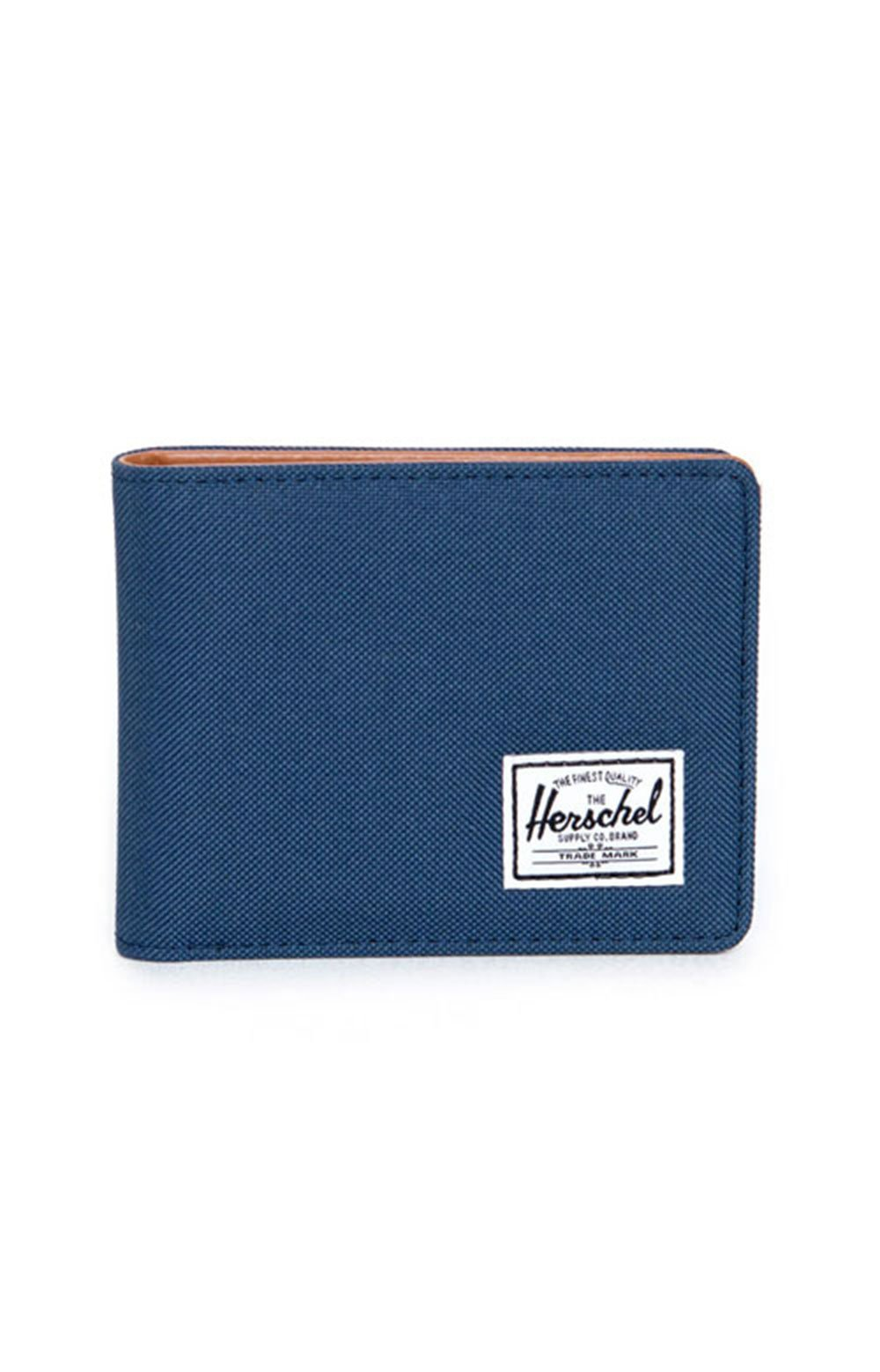 Hank Wallet - Navy/Tan