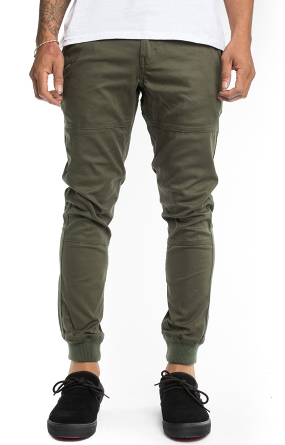 Legacy Jogger Pants - Olive