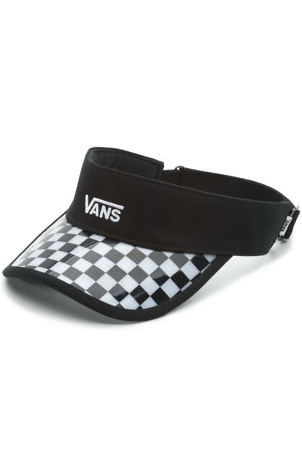 Clear Cut Visor - Black