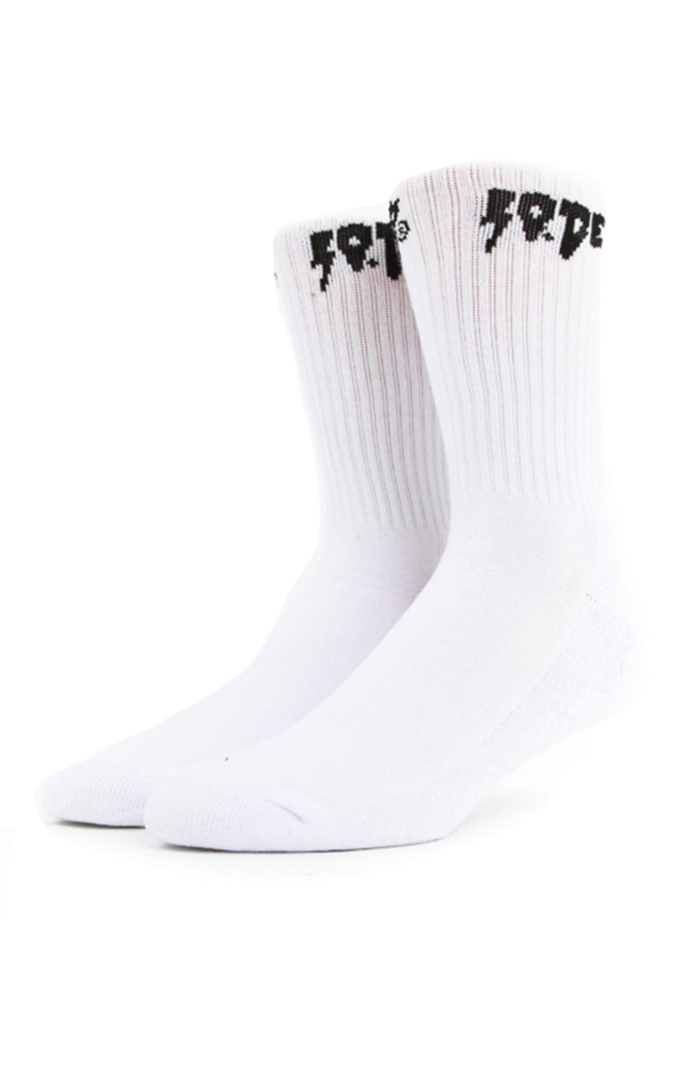 Sound & Fury Socks - White