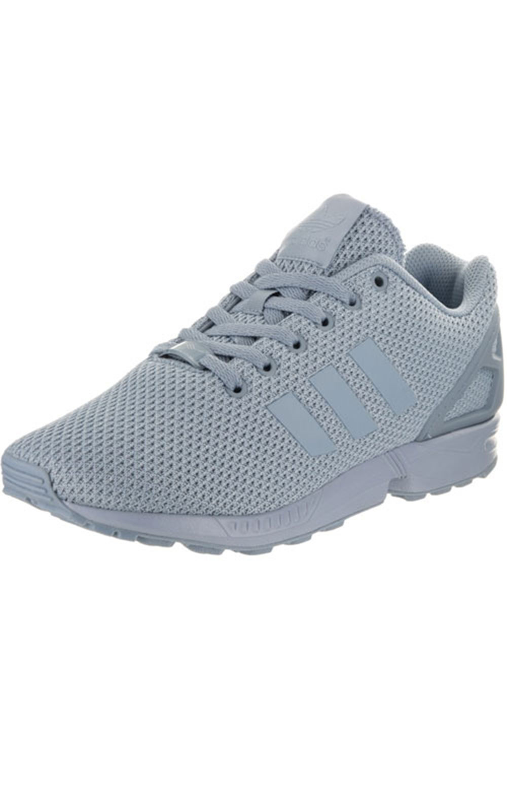 (BB2160) ZX Flux Shoe - Tactile Blue