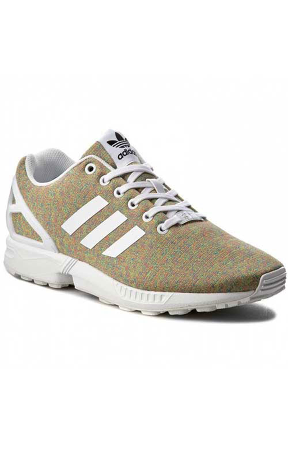 (BB2772) ZX Flux Shoe - Ftwr White/Ftwr White